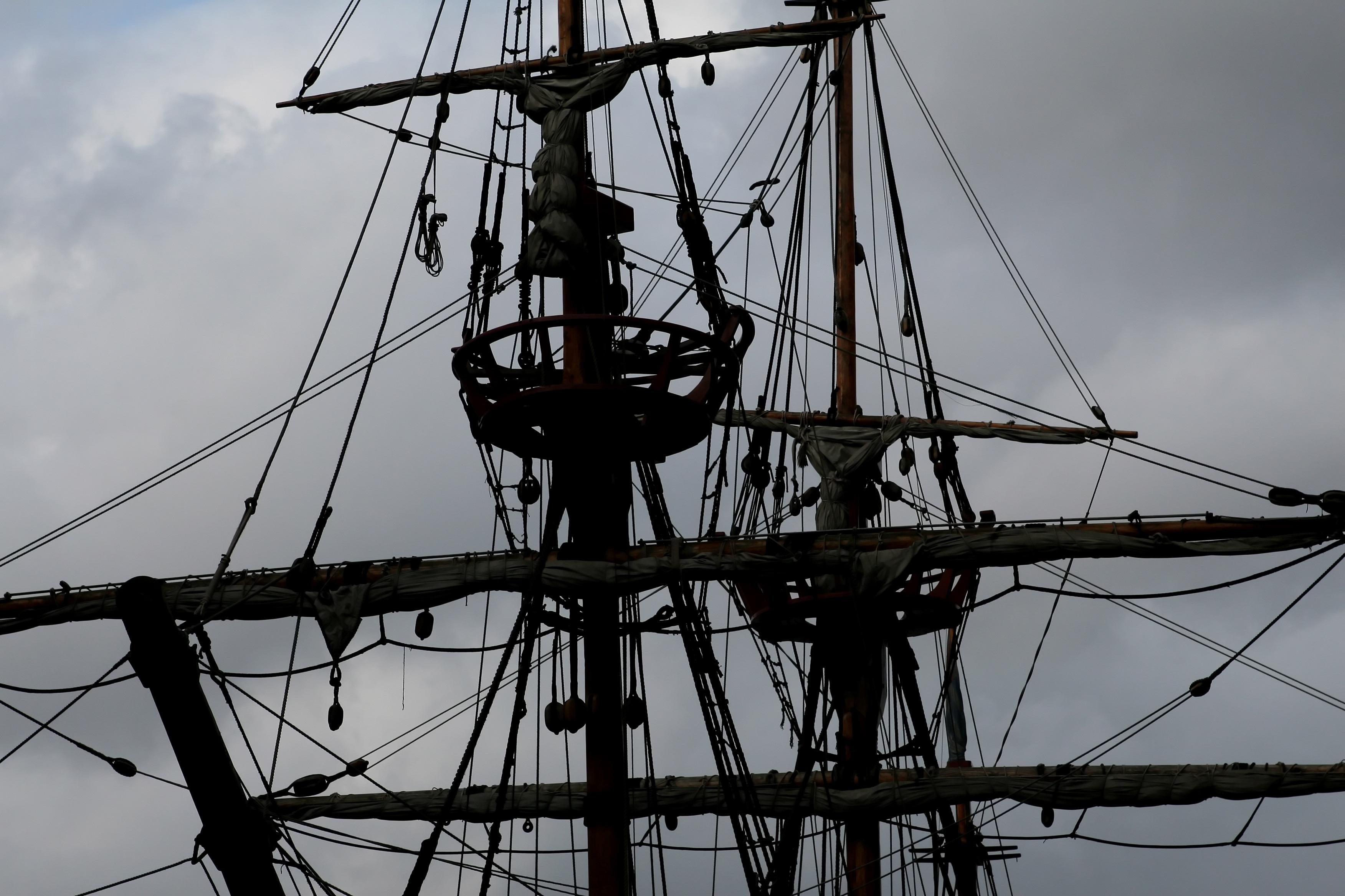 Ship, Boat, Cloud, Cloudy, Cruise, HQ Photo