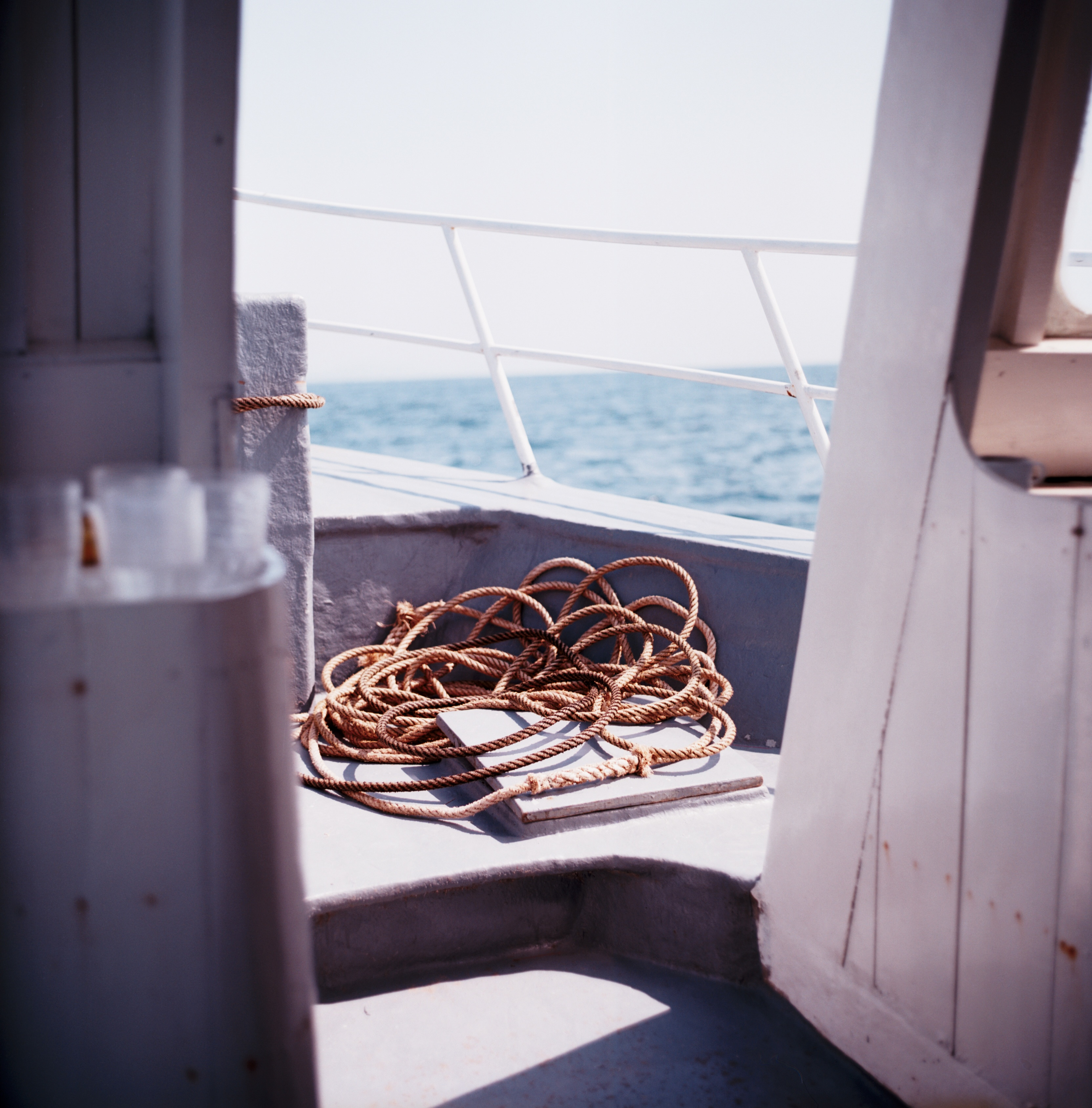 Ship, Blue, Flow, Journey, Ocean, HQ Photo