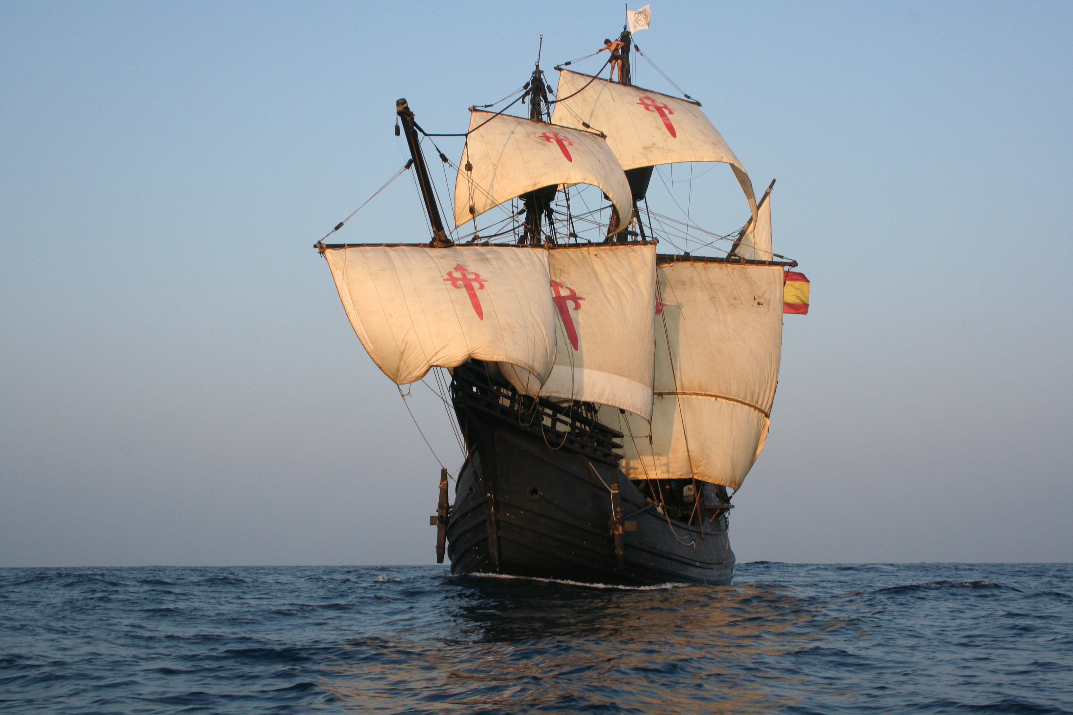 Magellan's replica tall ship Nao Victoria to visit UK - Classic Boat ...