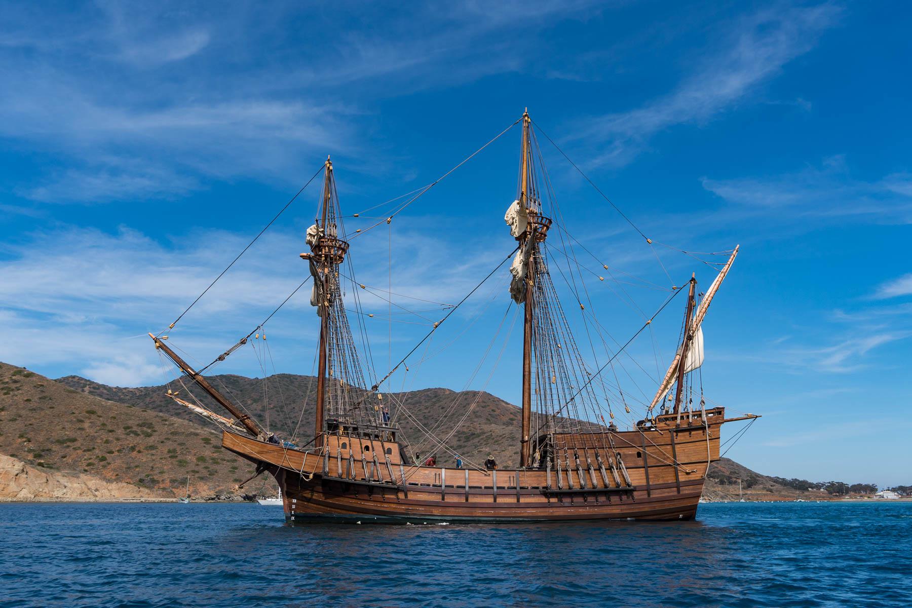 San Salvador - Maritime Museum of San Diego