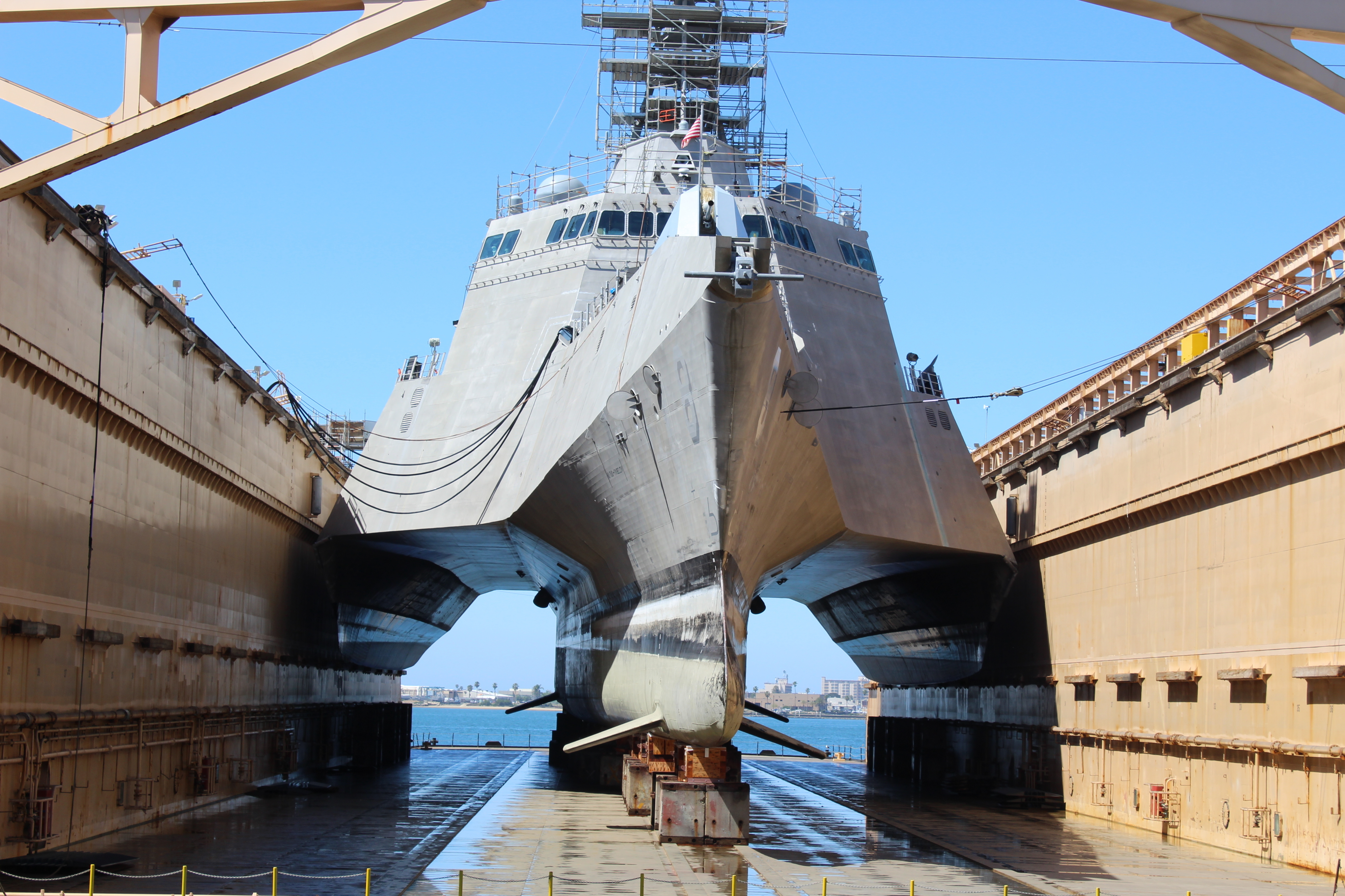 NAVSEA: Extending Surface Ship Service Lives Could Speed Up 355-Ship ...