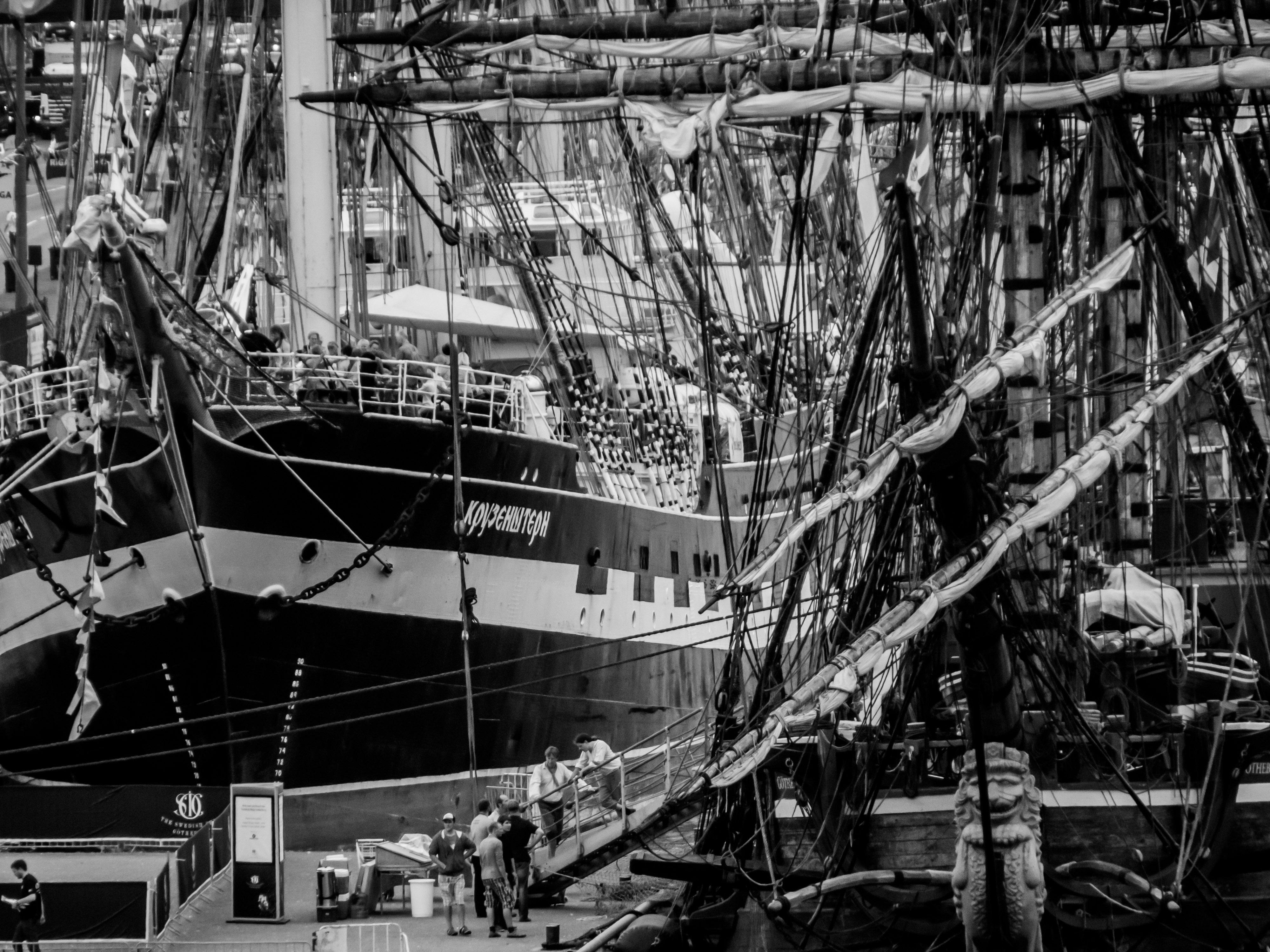 Ship, 2013, River, Vessel, Theme, HQ Photo