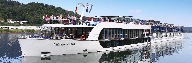 AmaWaterways™ Ships & Fleet Overview