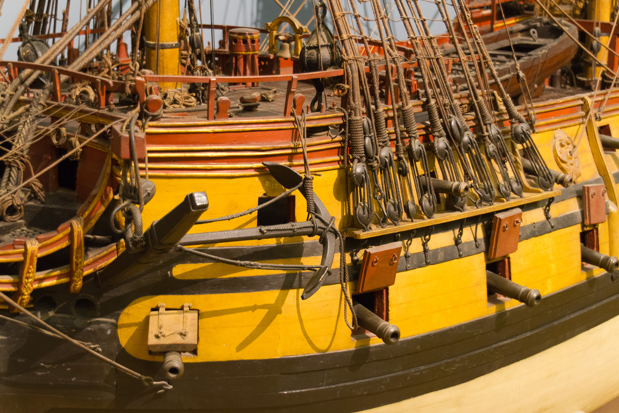 Ship, Sailboat, Wood, Warship, War, HQ Photo