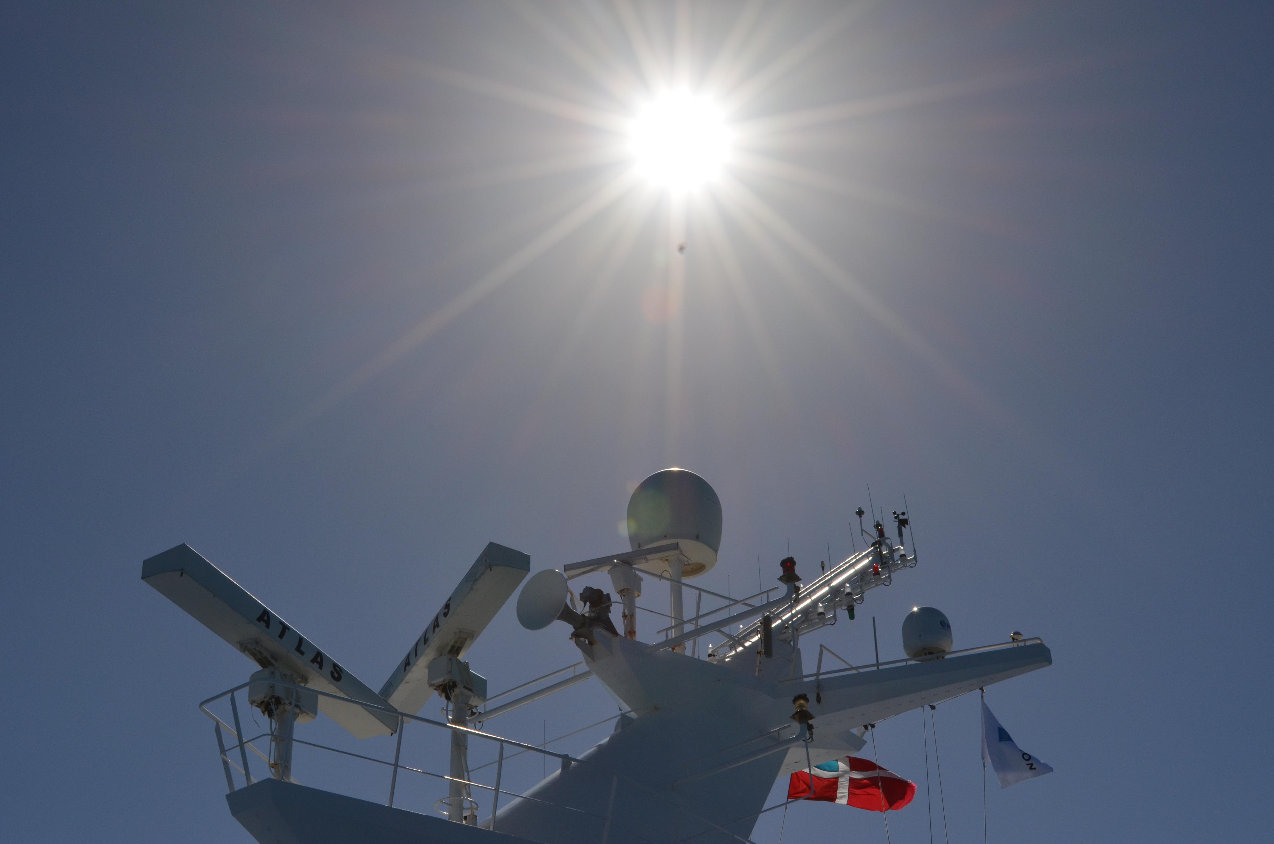 Ship antenna, Antenna, Boat, Rays, Ship, HQ Photo