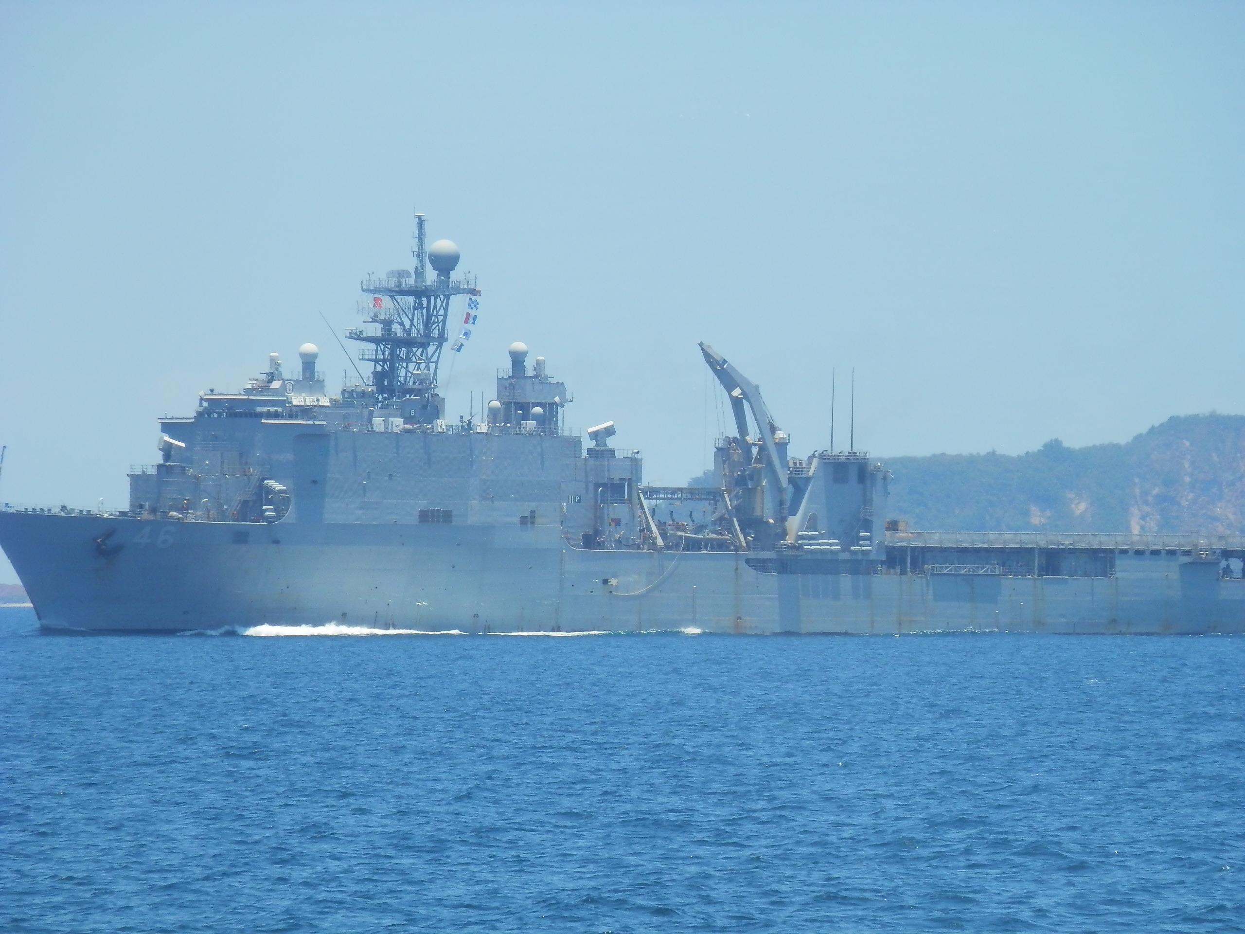 Ship at sea, Blue, Industrial, Sea, Ship, HQ Photo