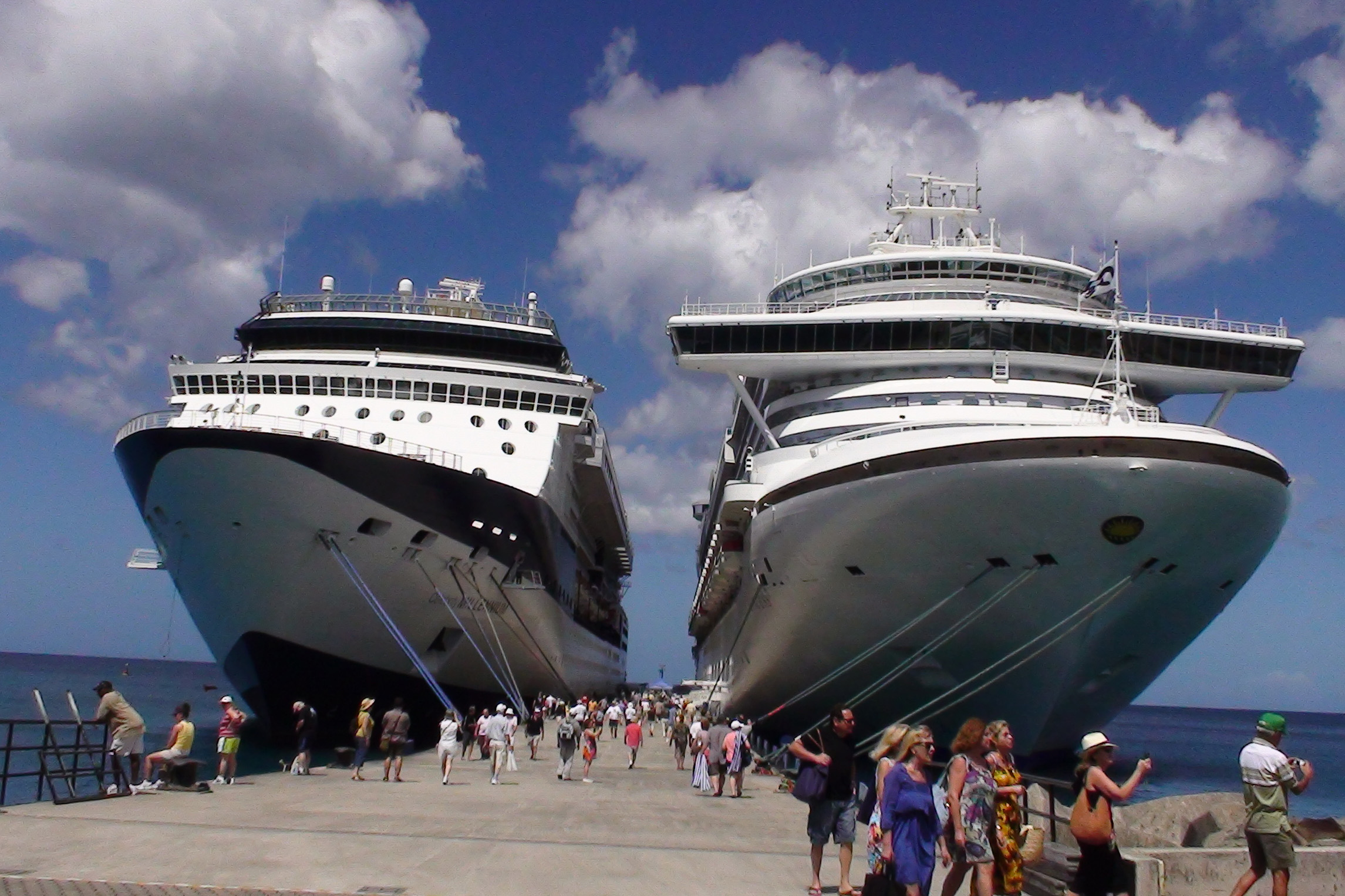 Cruise Ships In Port As Well Ship Galveston Tx Or Carnival Paradise ...