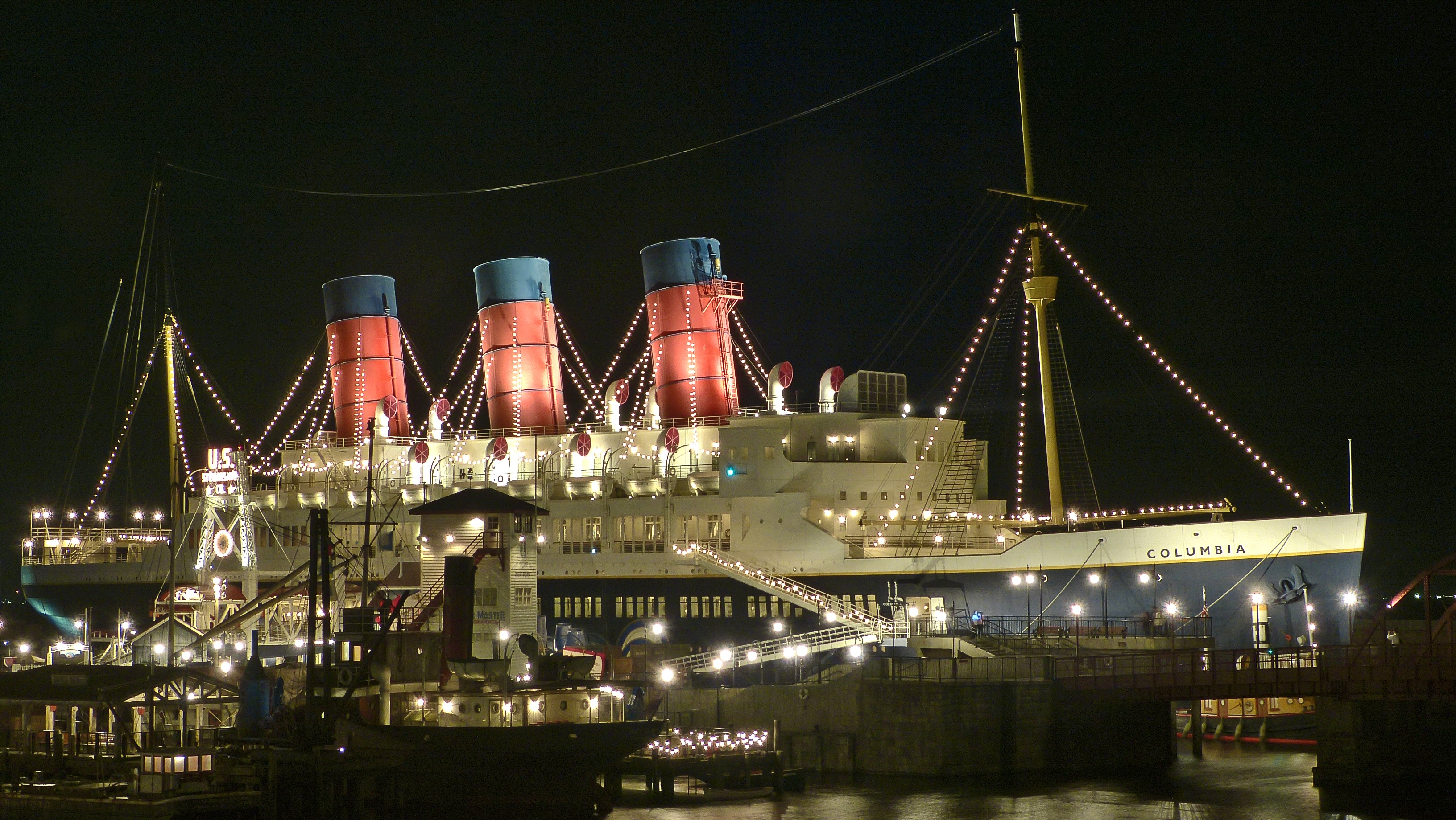 Ship on the port, Boat, Cruise, Port, Ship, HQ Photo