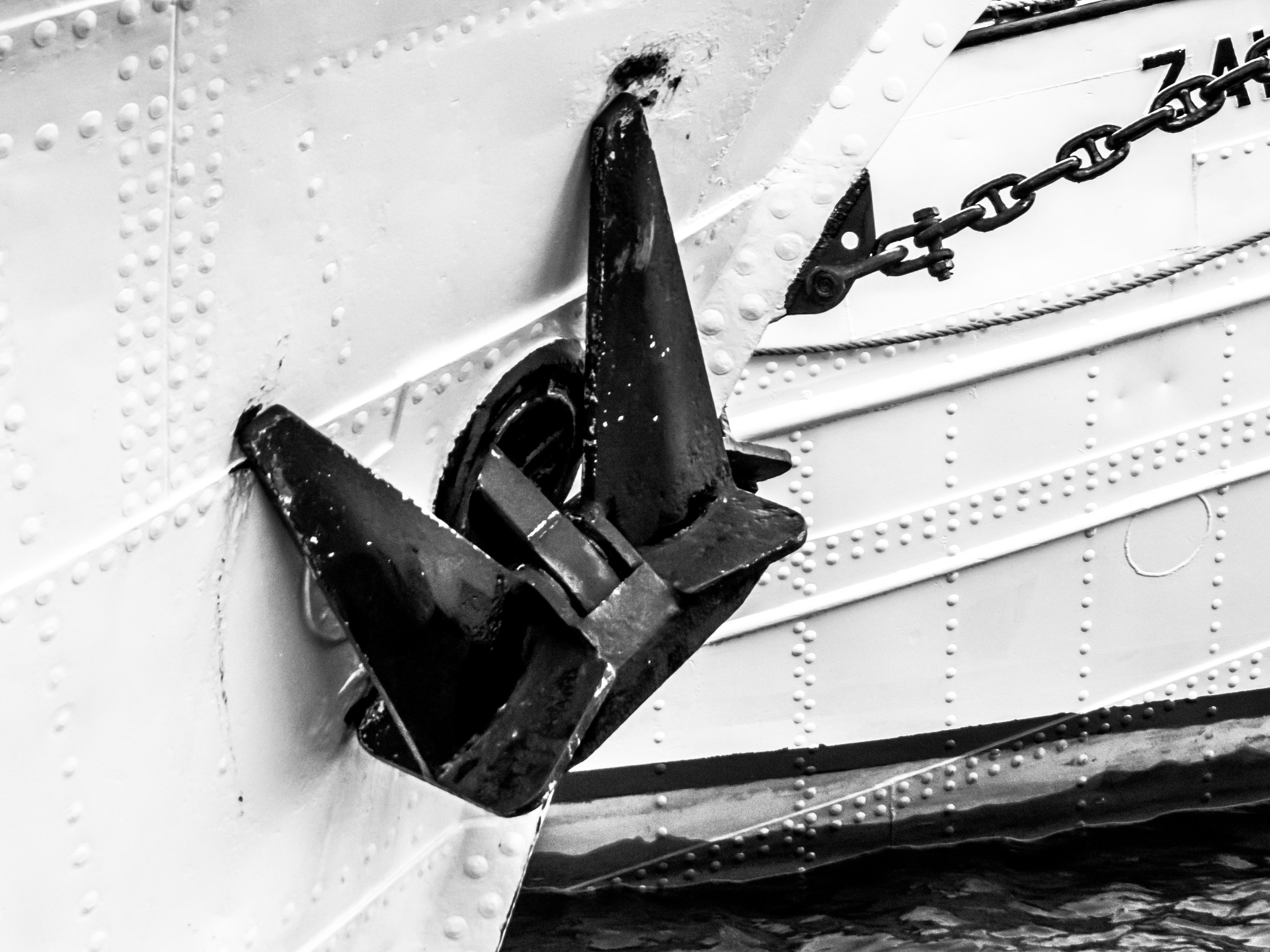 Ship's Holl type anchor, 2013, Sail, Vessel, Type, HQ Photo