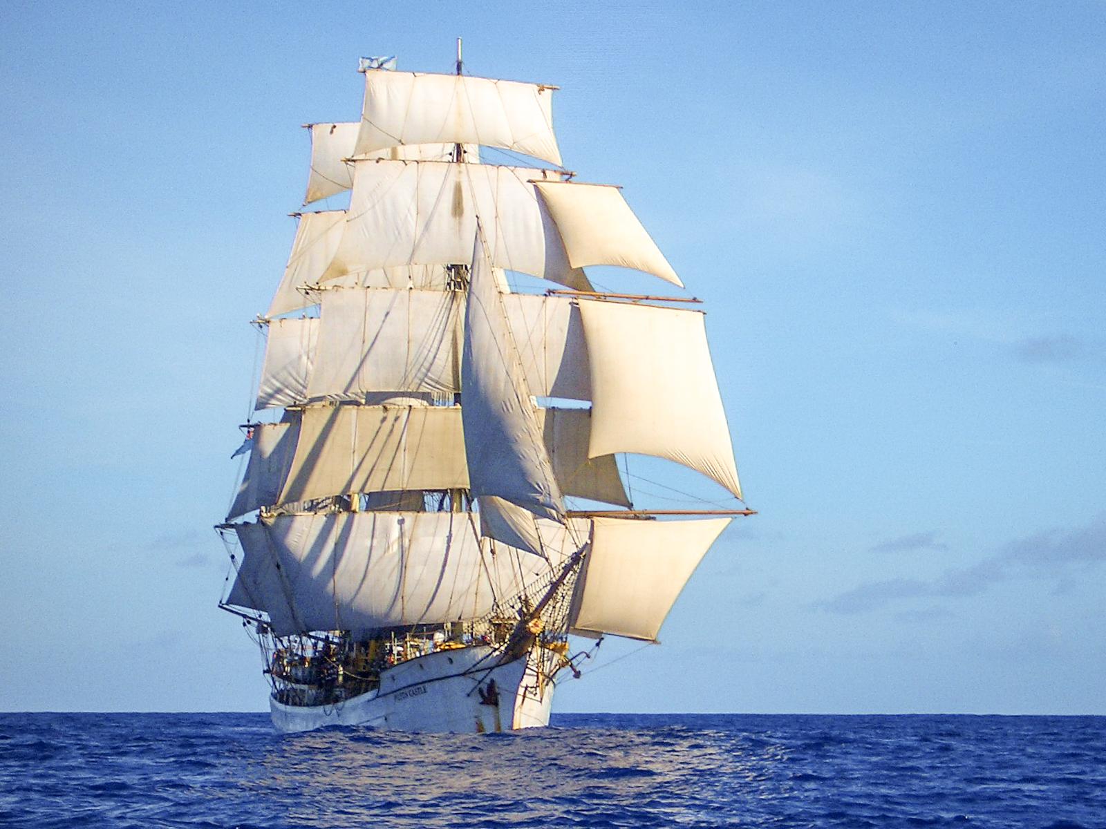 Tall ship photo