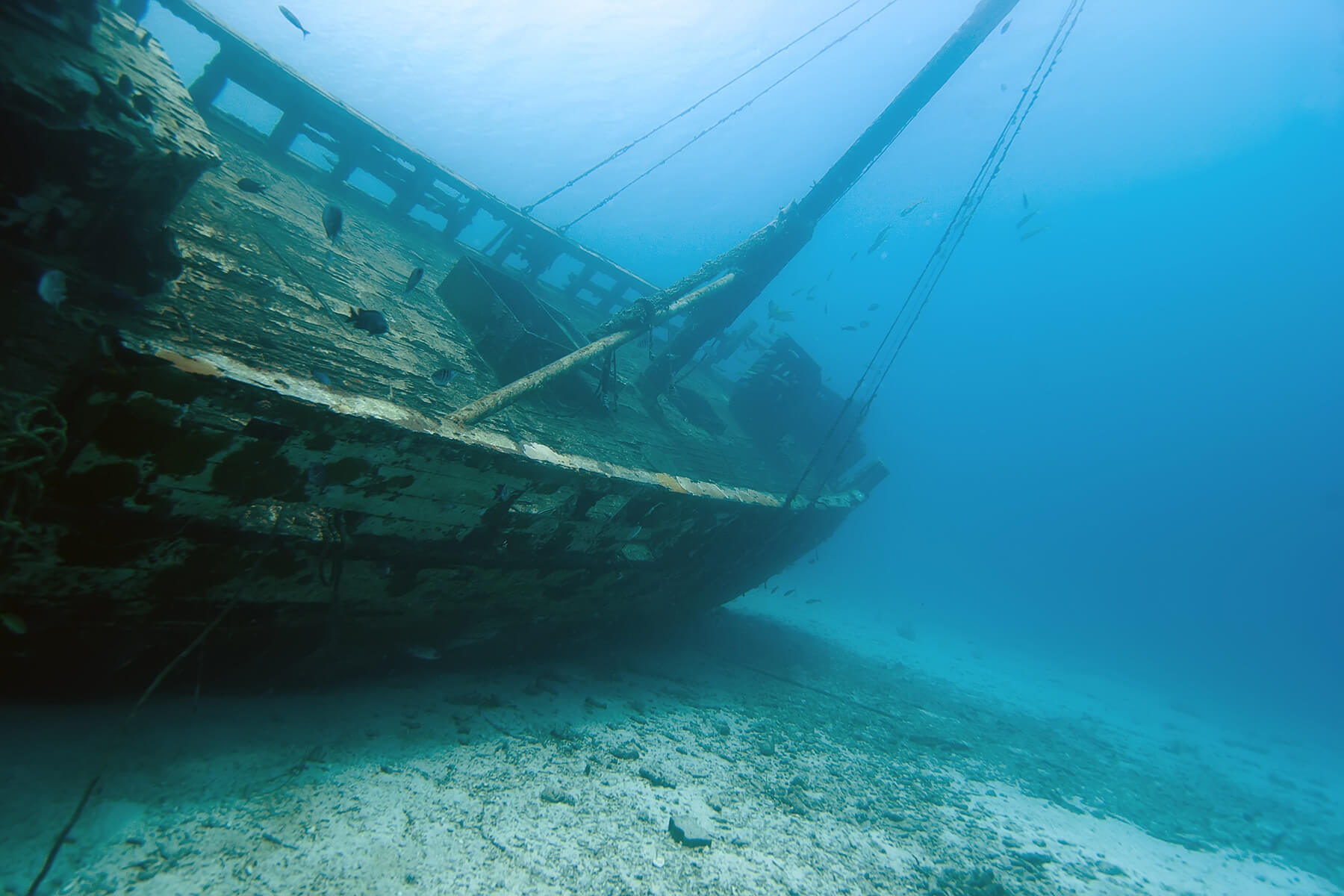 Shipwrecks | Chesapeake Bay Program