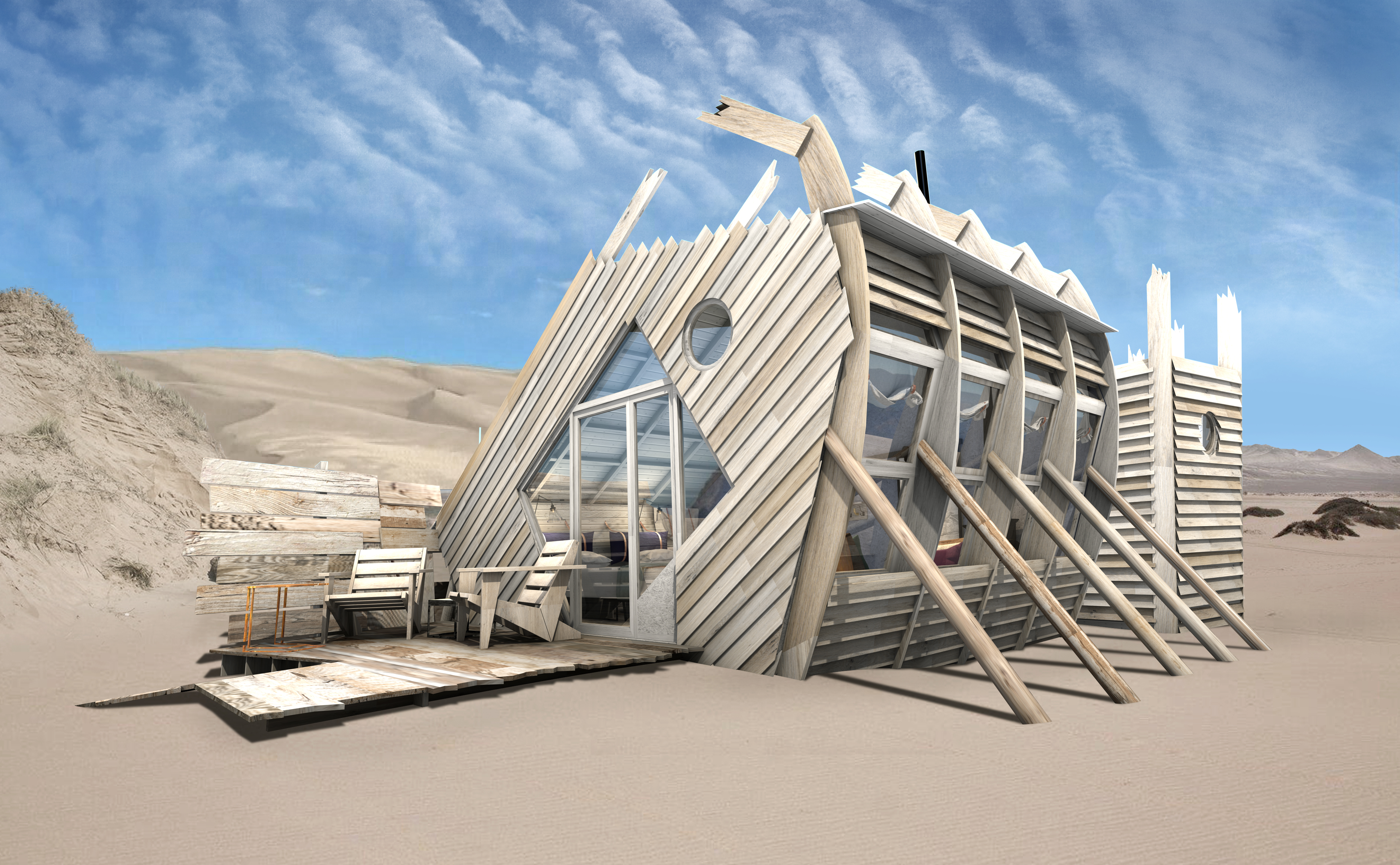 Journeys Namibia Shipwreck Lodge
