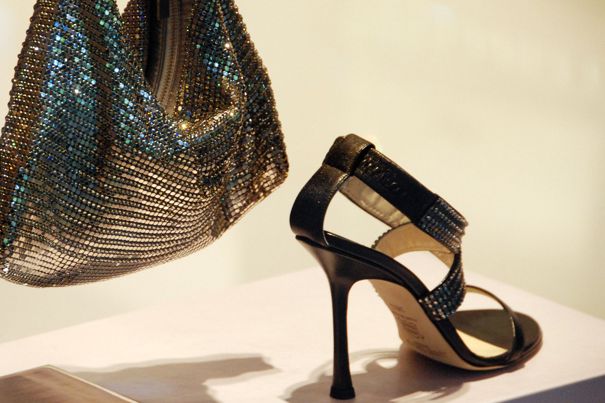 Shoes and Purses, Party, Window, Summer, Silver, HQ Photo