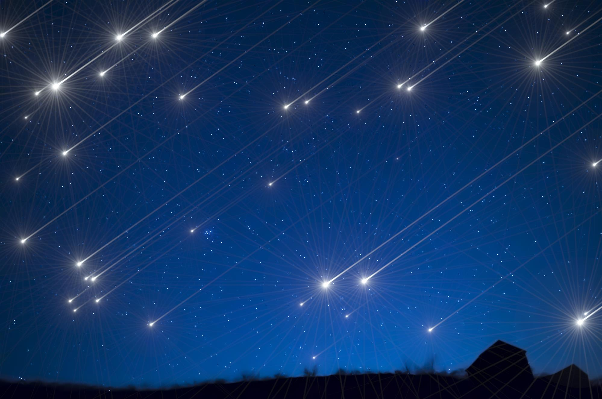 The Science Behind Shooting Stars