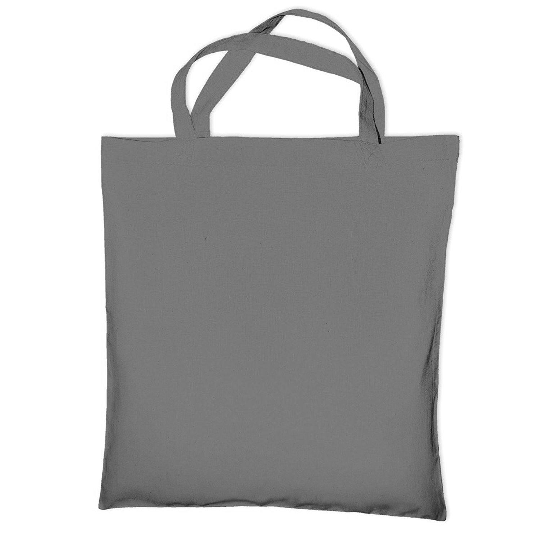 Amazon.com: Jassz Bags Cedar Cotton Short Handle Shopping Bag/Tote ...