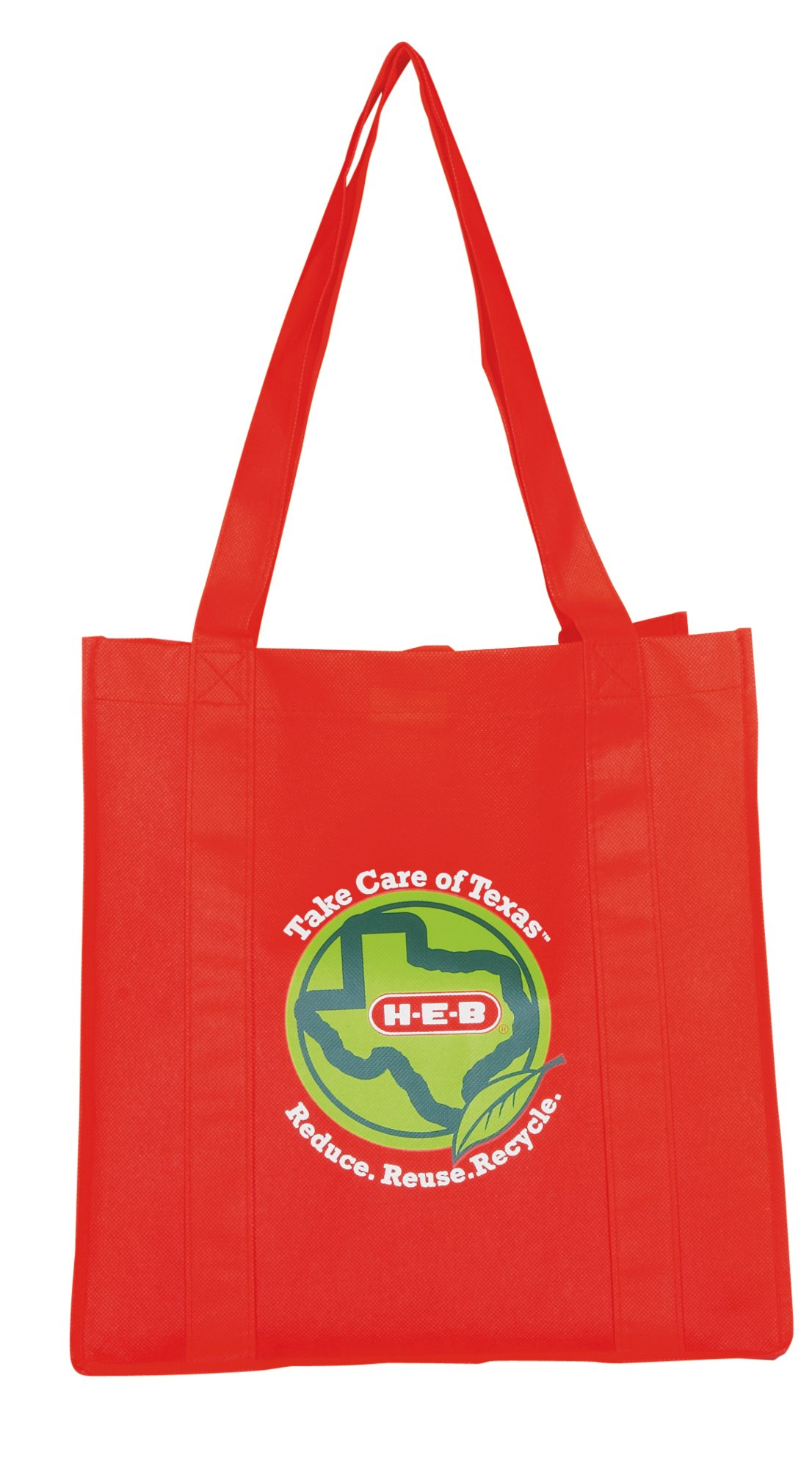 H‑E‑B Reusable Shopping Bag, Red ‑ Shop Kitchen at HEB