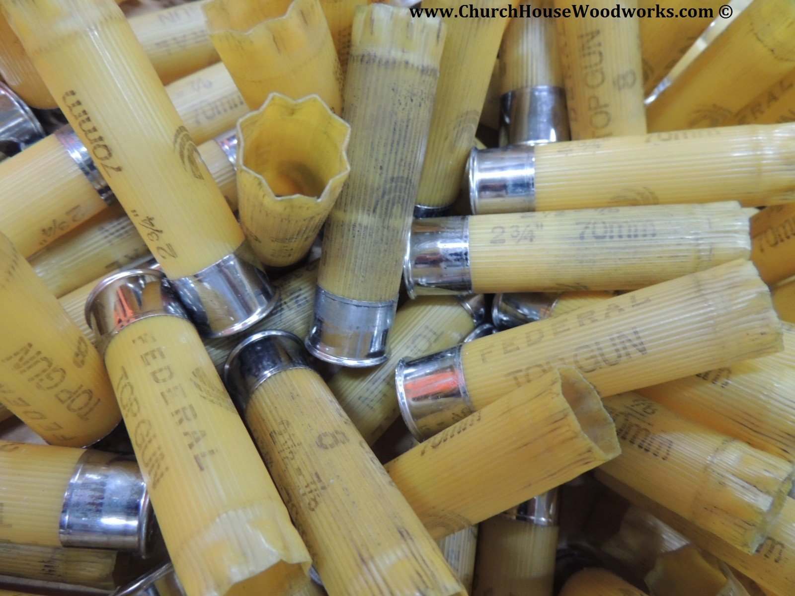 Shotgun shells photo