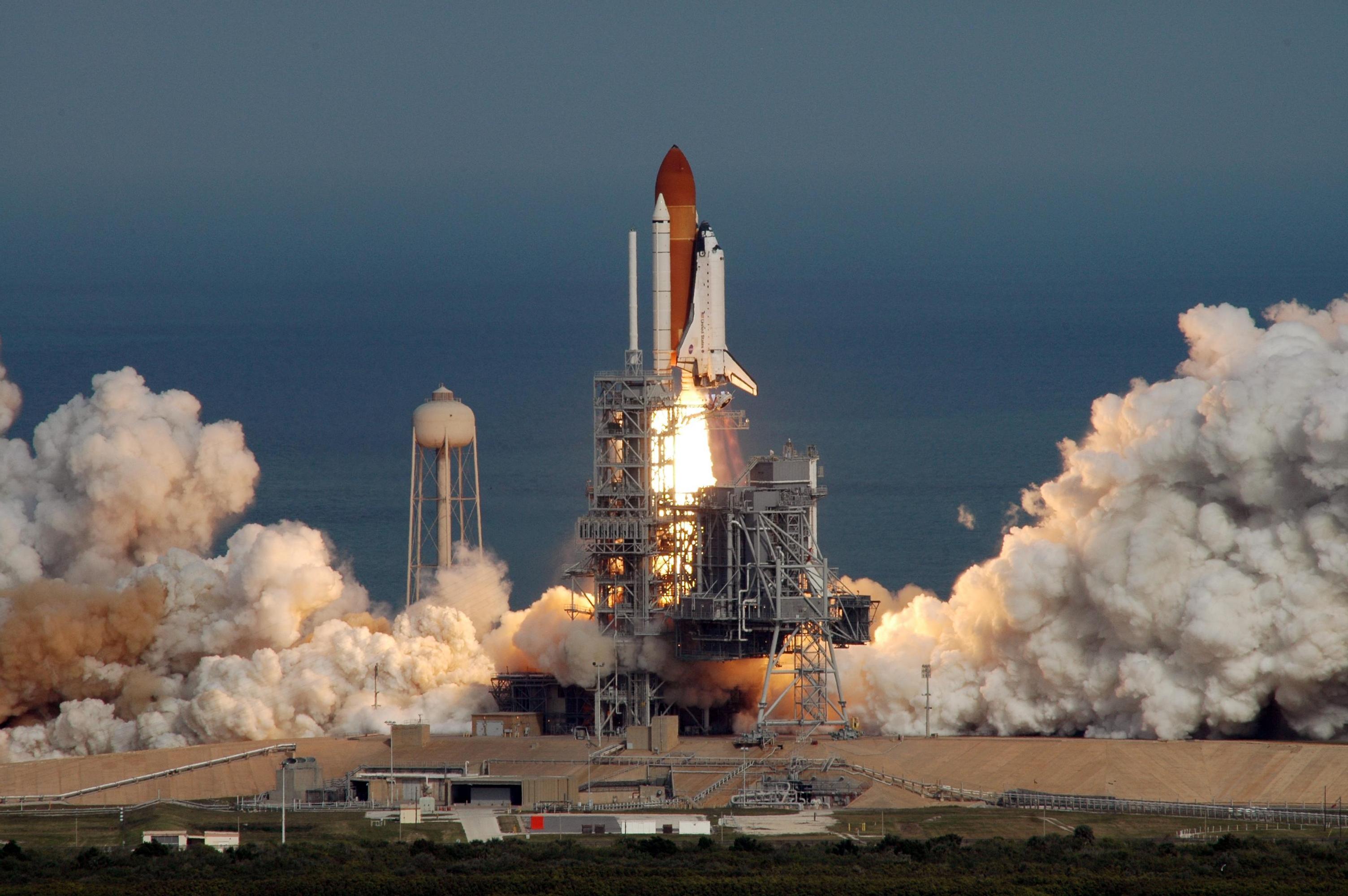 Mission STS-122 Begins | NASA