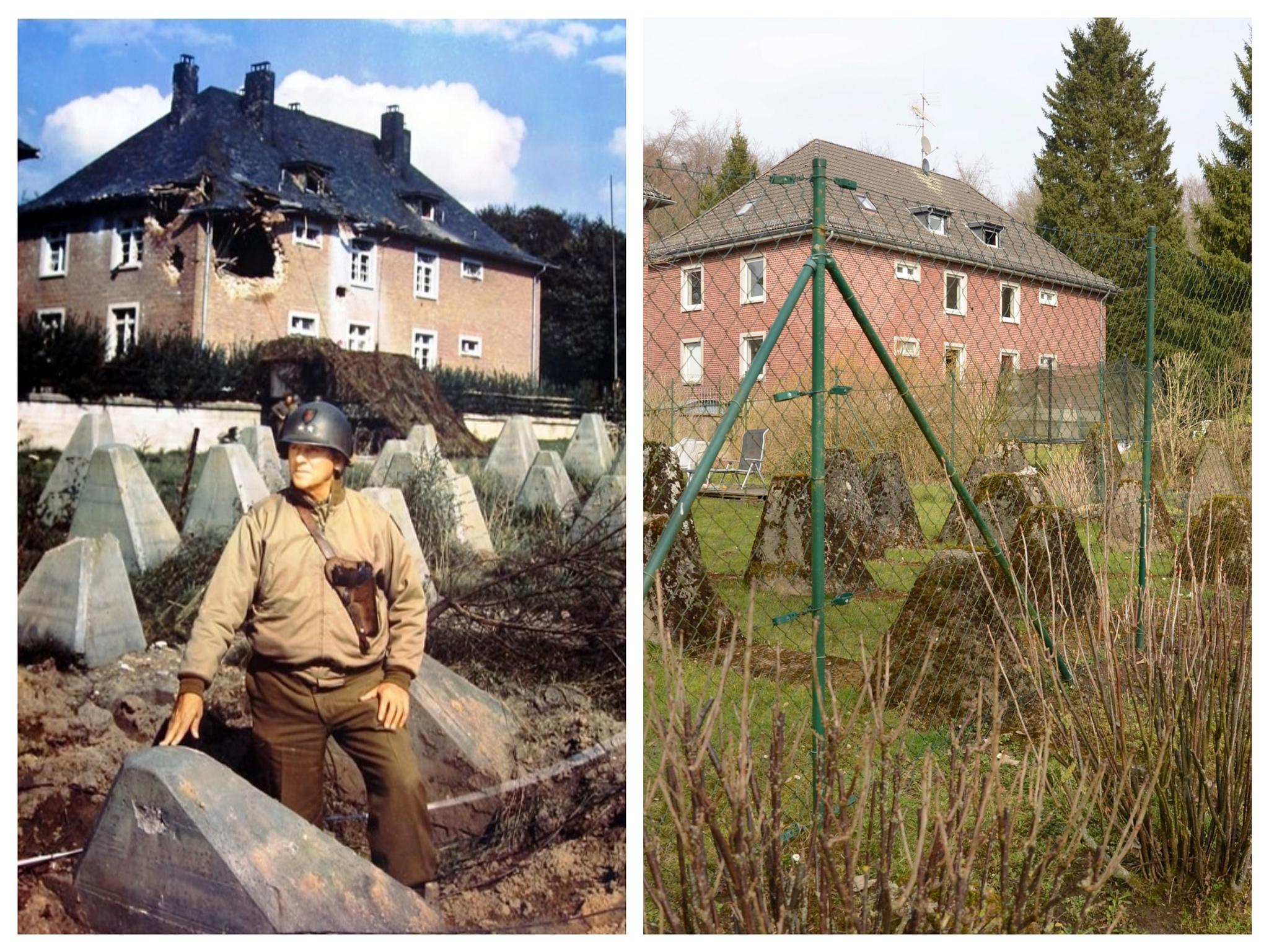 Siegfried Line, Aachen – World War 2 Revisited