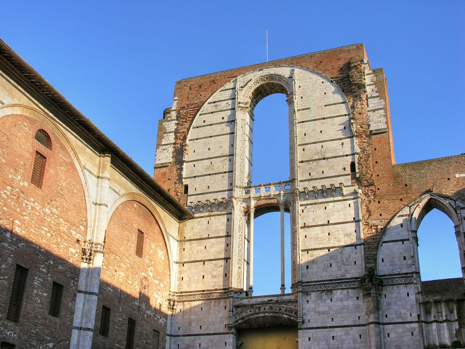 Siena, tuscany, italy photo