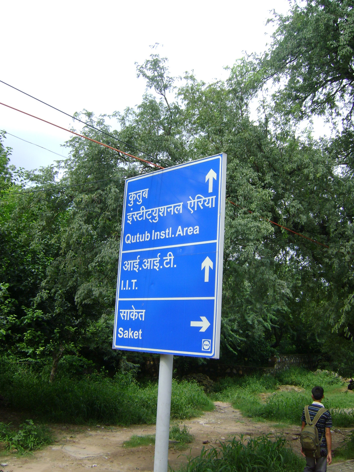 Sign Board, Blue, Directions, Signboard, HQ Photo