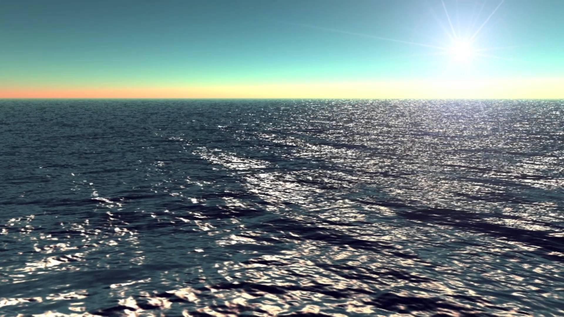 Silent sea photo