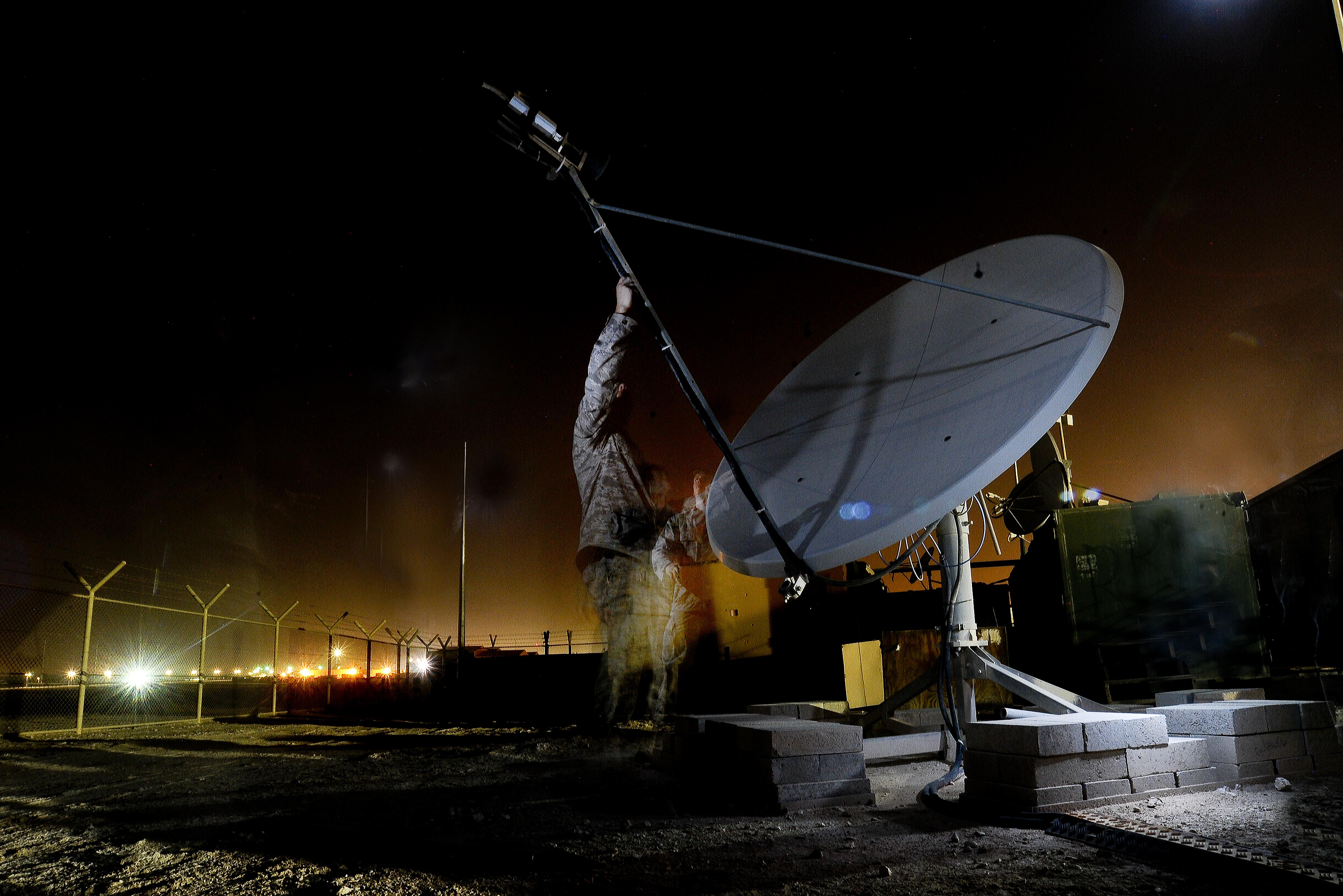 Silent Sentry meets a decade of interstellar combat support > U.S. ...