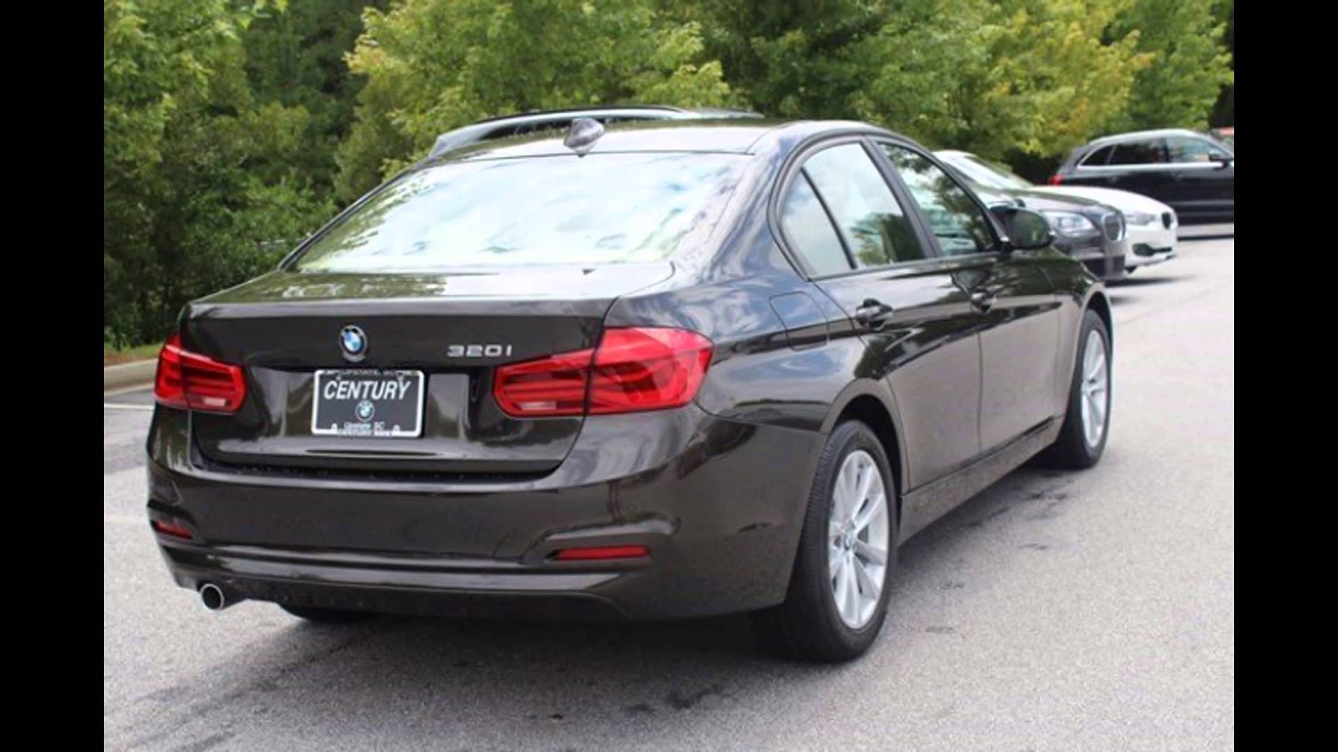 2016 bmw 320ii Sedan Platinum Silver Metallic - YouTube