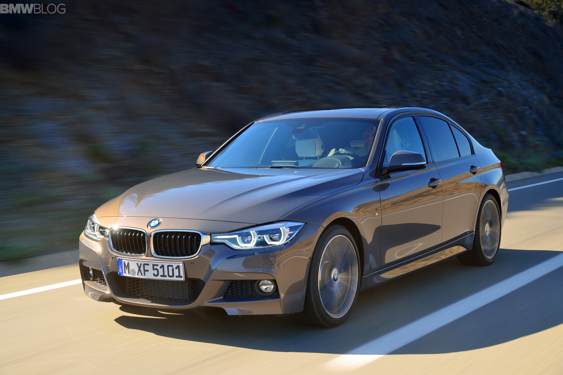 2015 BMW 3 Series Facelift - Exterior and Interior Changes