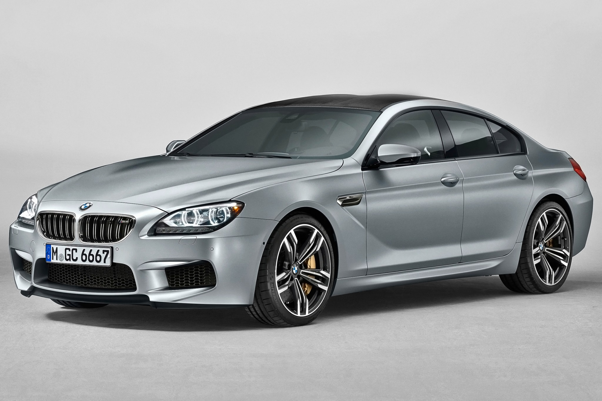 2015 BMW M6 Gran Coupe - Information and photos - ZombieDrive