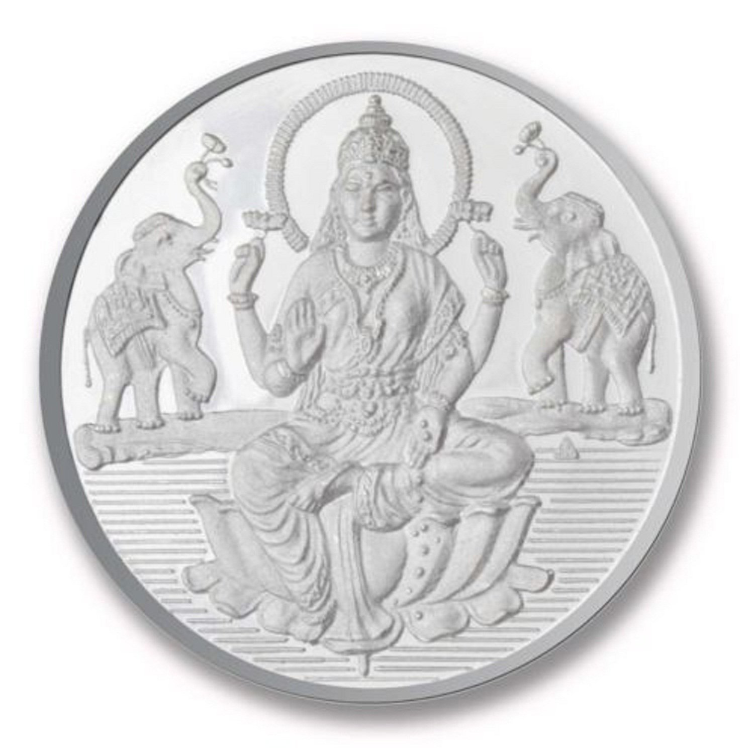 Amazon.com: Ananth Jewels BIS Hallmarked 999 Purity Silver Coin ...