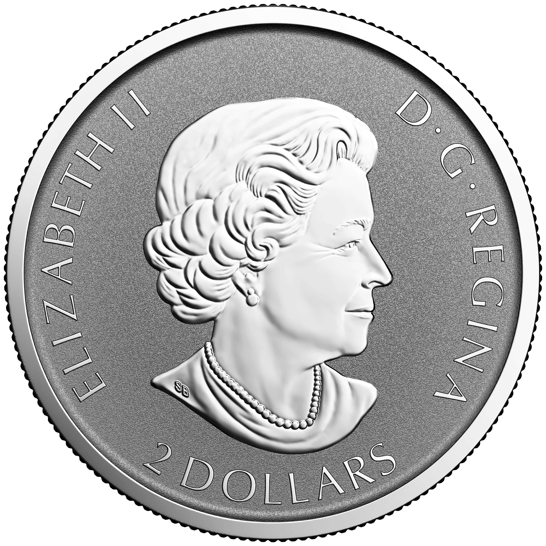 2017 Canadian Bighorn Sheep 3/4 oz Silver Coin - Enterprise Bullion