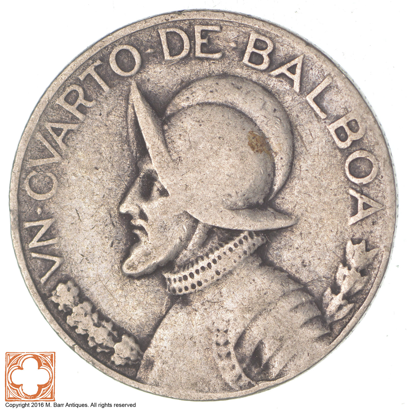 Silver coin photo