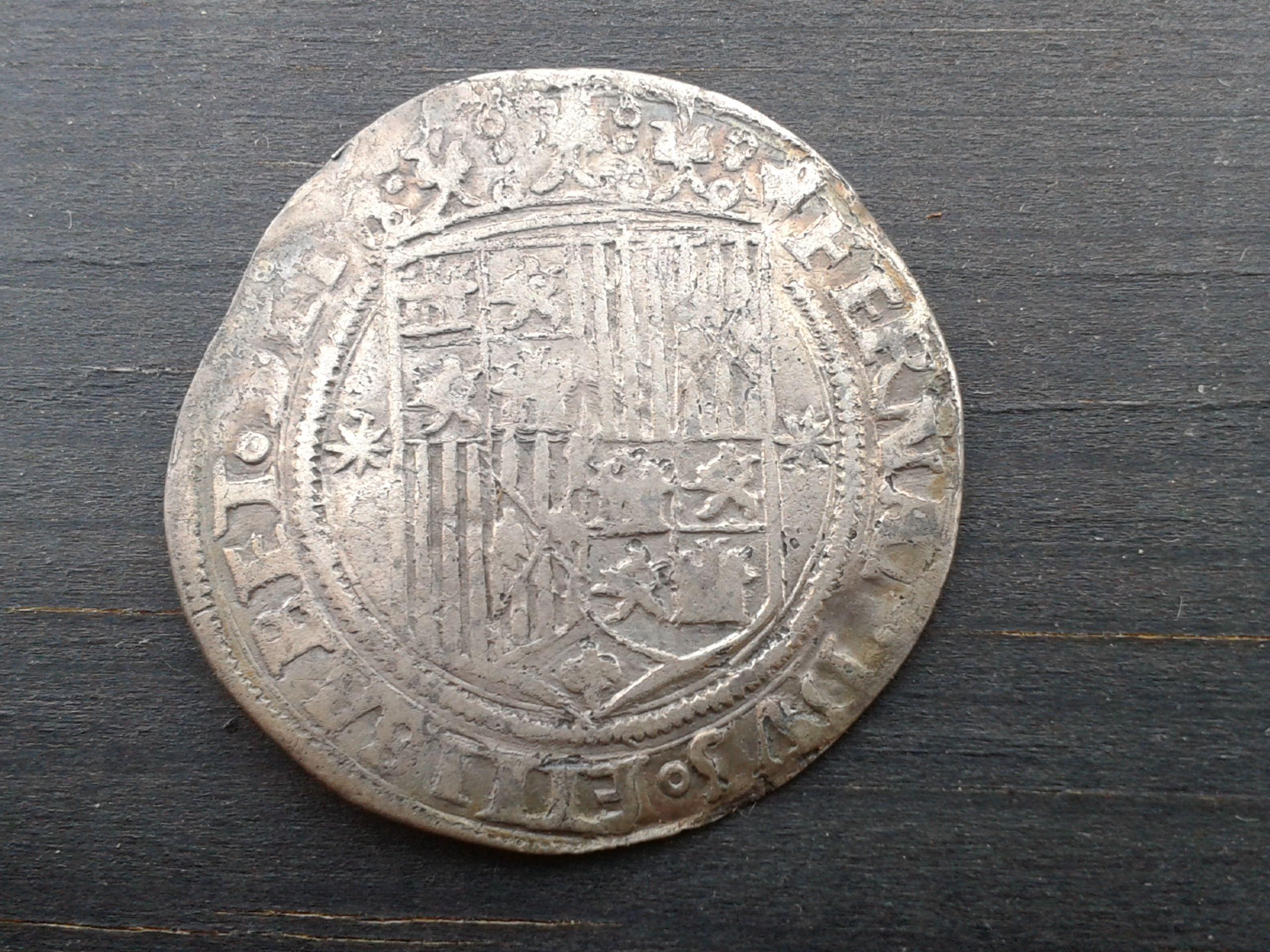 1500 dc spanish silver coin — Steemit