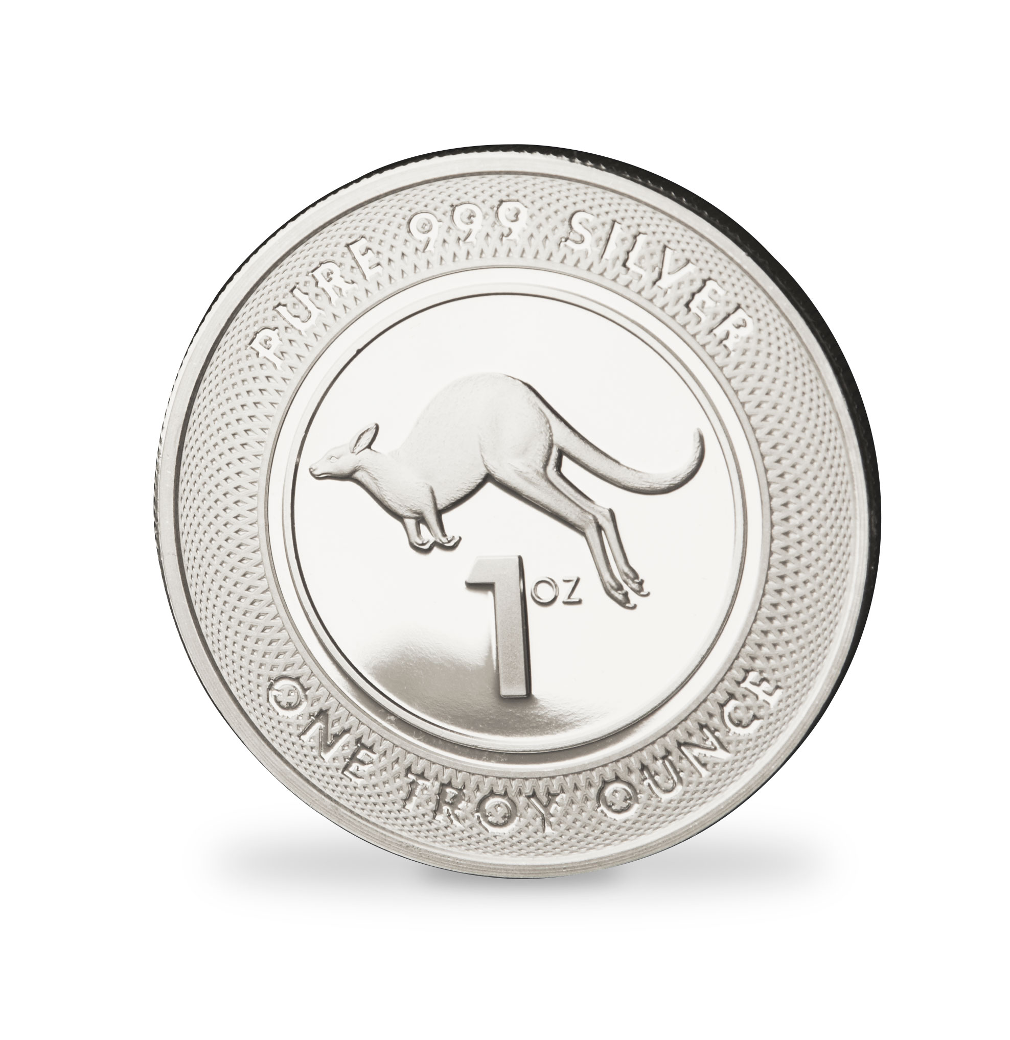 Buy 1oz Melbourne Mint Kangaroo Silver Coin Online