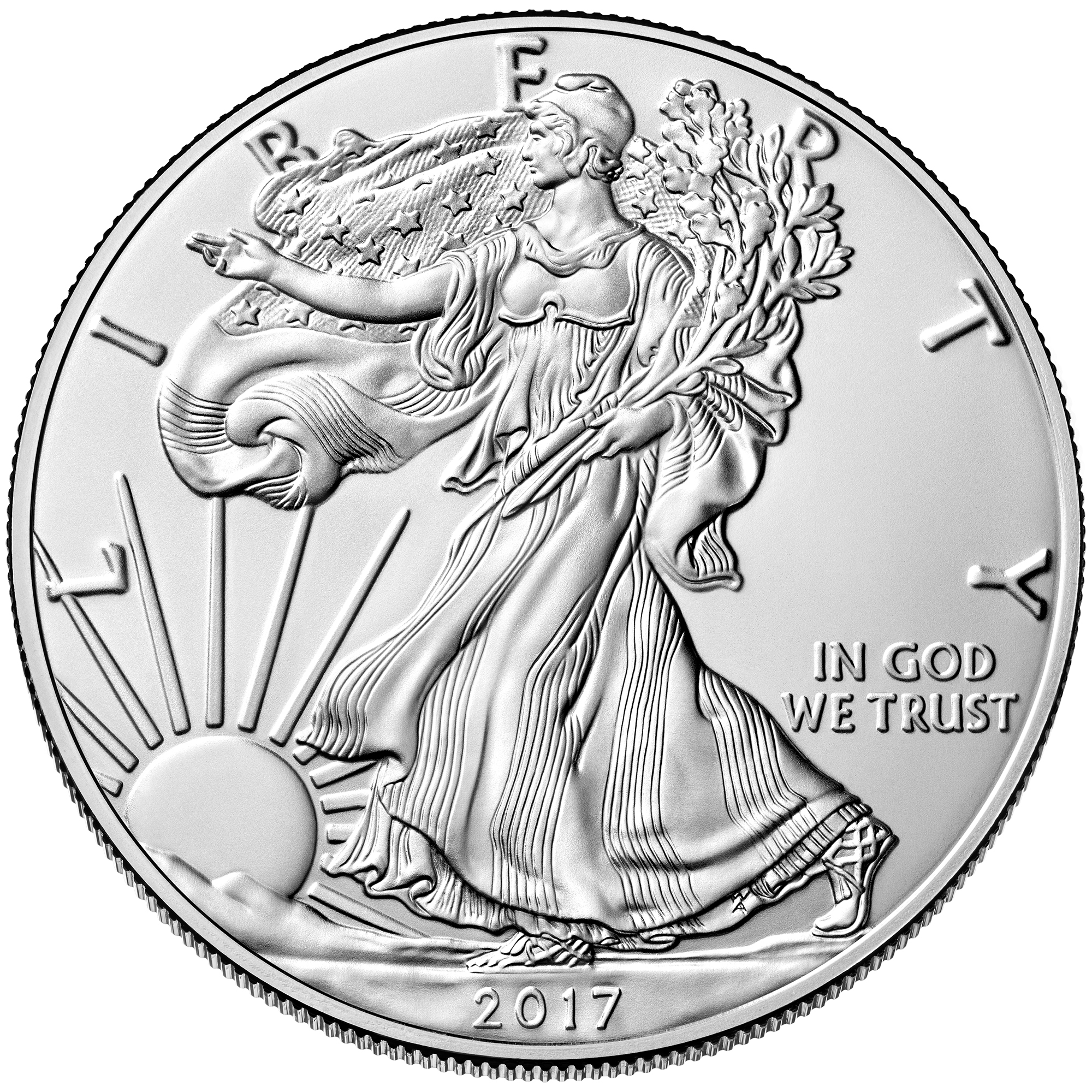 American Eagle Silver Uncirculated Coin | U.S. Mint