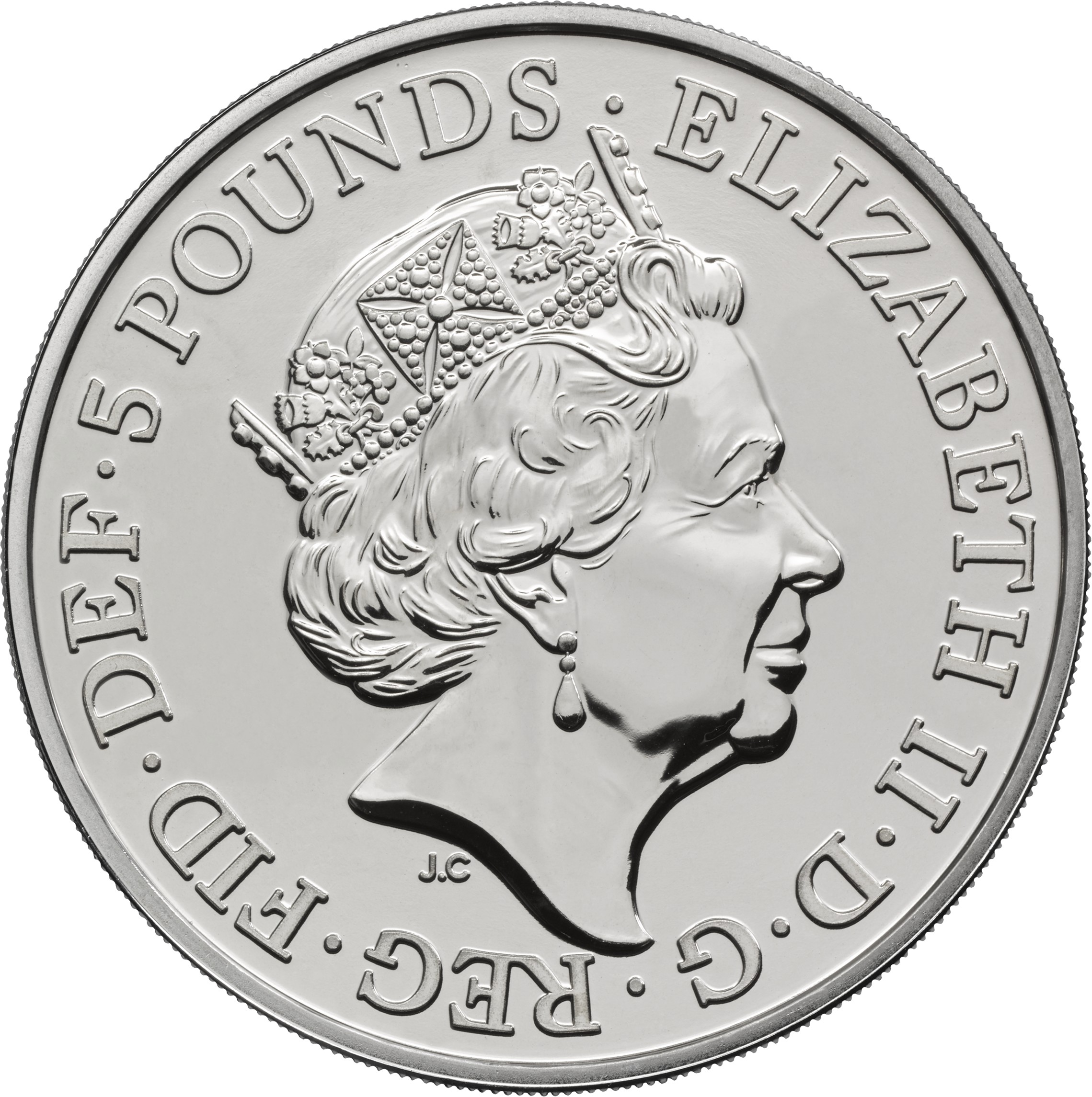 United Kingdom: The Royal Mint unleashes the Red Dragon of Wales on ...