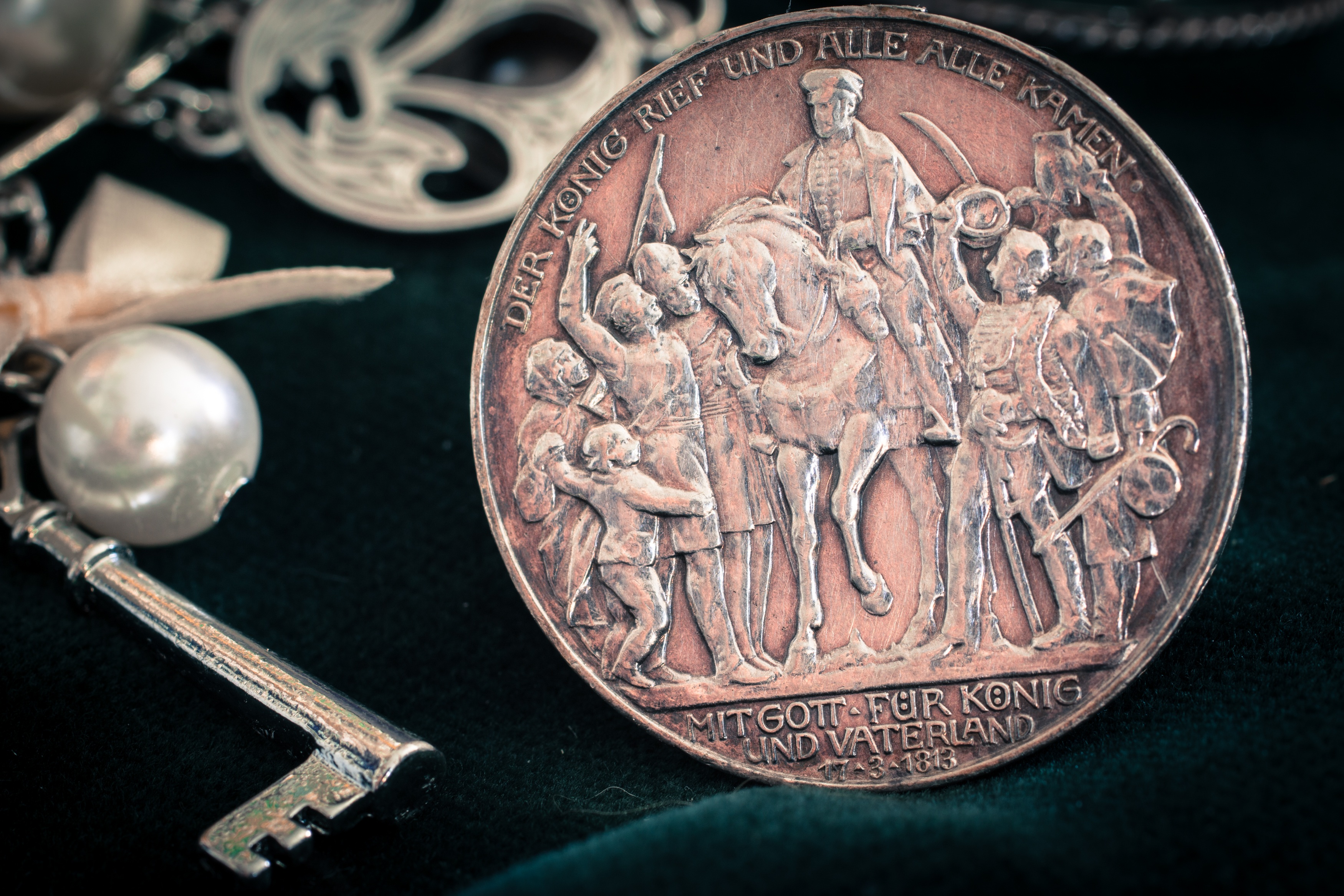 Silver Coin, Power, Value, Silver, Object, HQ Photo