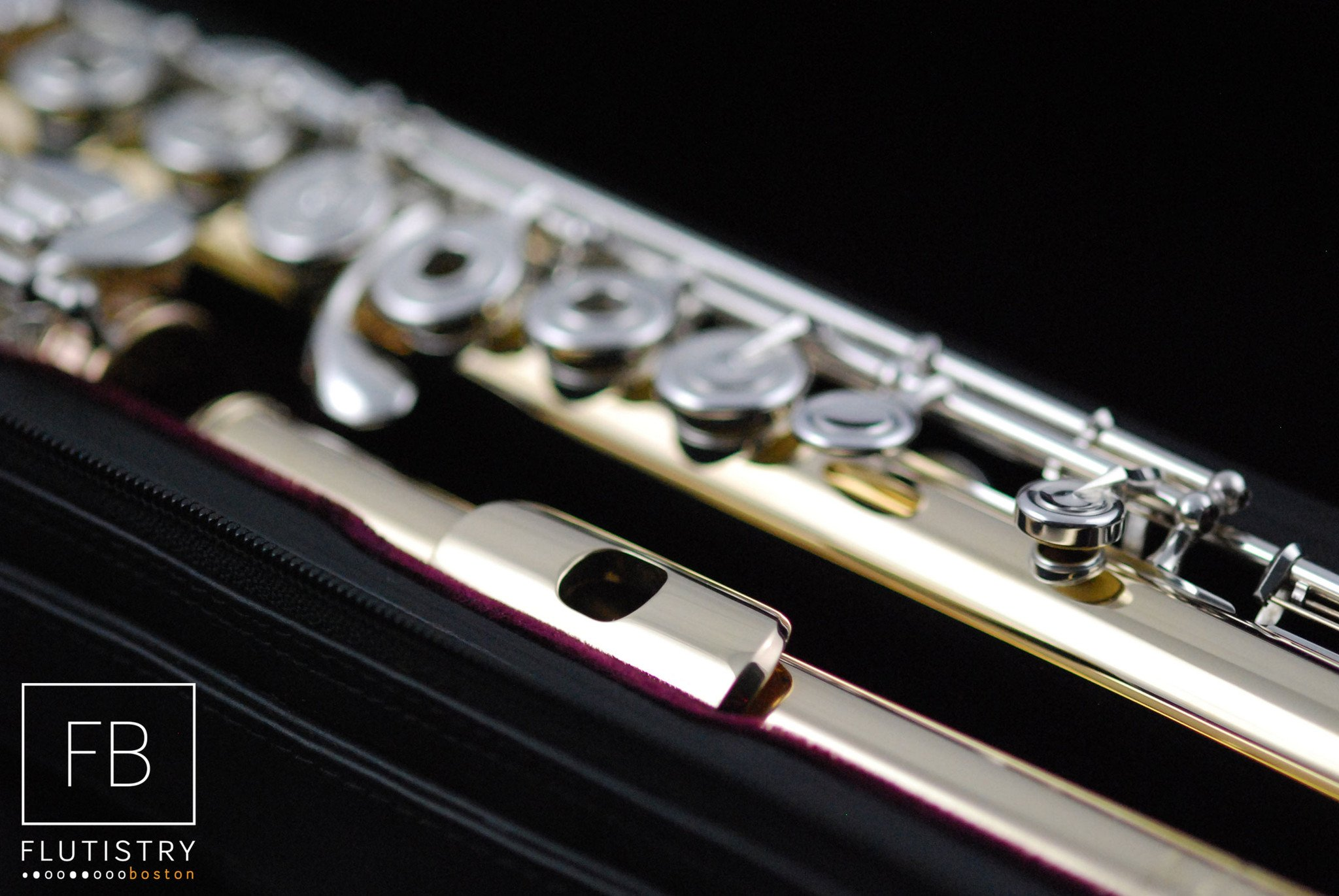 Powell Flute - 10k Gold/Silver – FLUTISTRY BOSTON