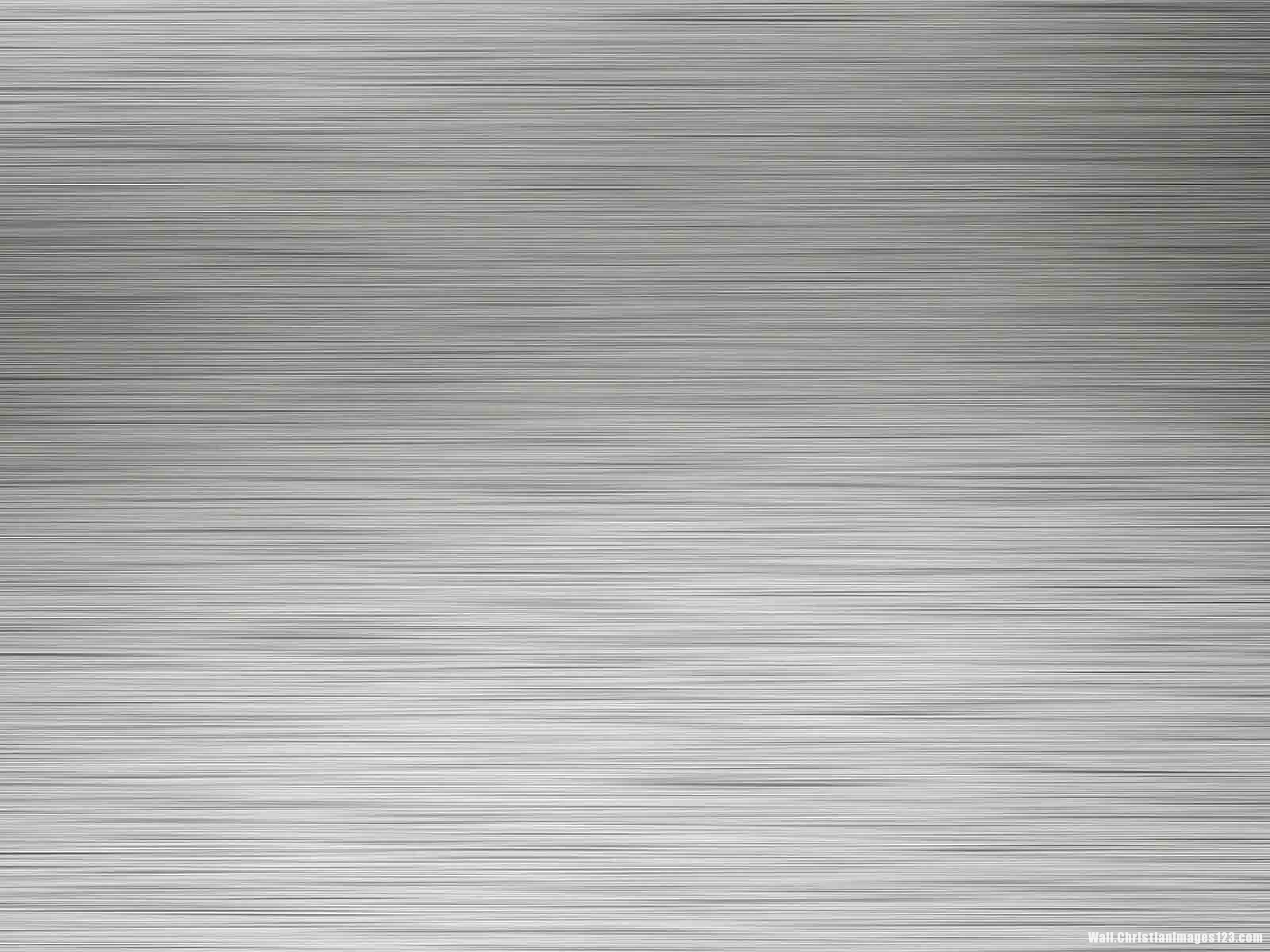 Silver Metal Texture Powerpoint Background – Wall