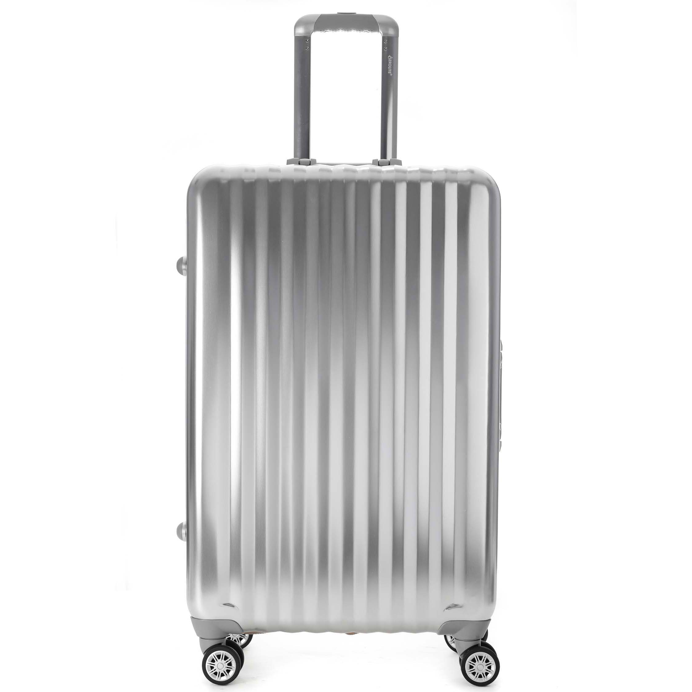 Aerolite Premium Total Security Ultra Secure Rugged Aluminium Metal ...