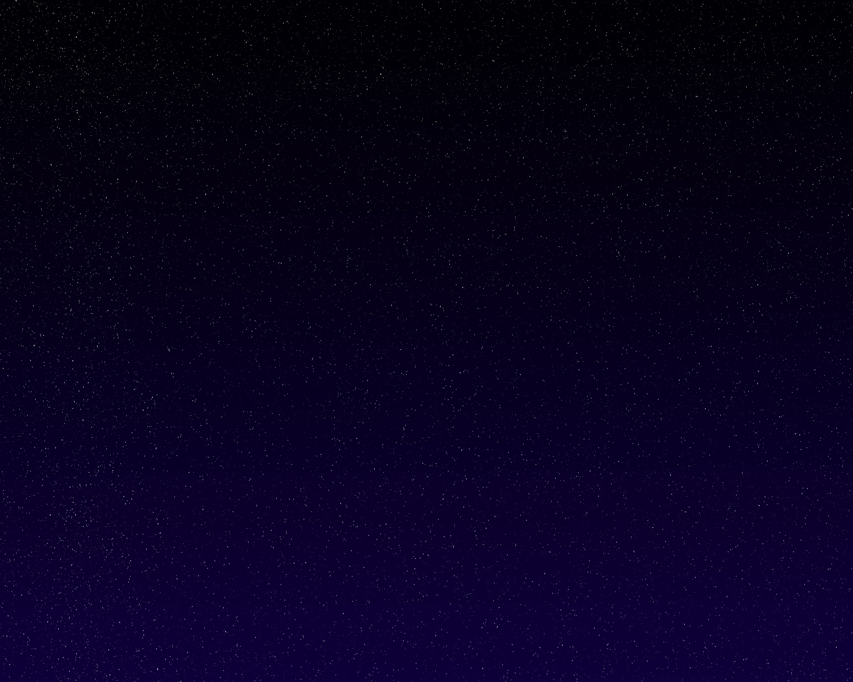 Simple starry space background, Black, Blue, Espace, Etoiles, HQ Photo