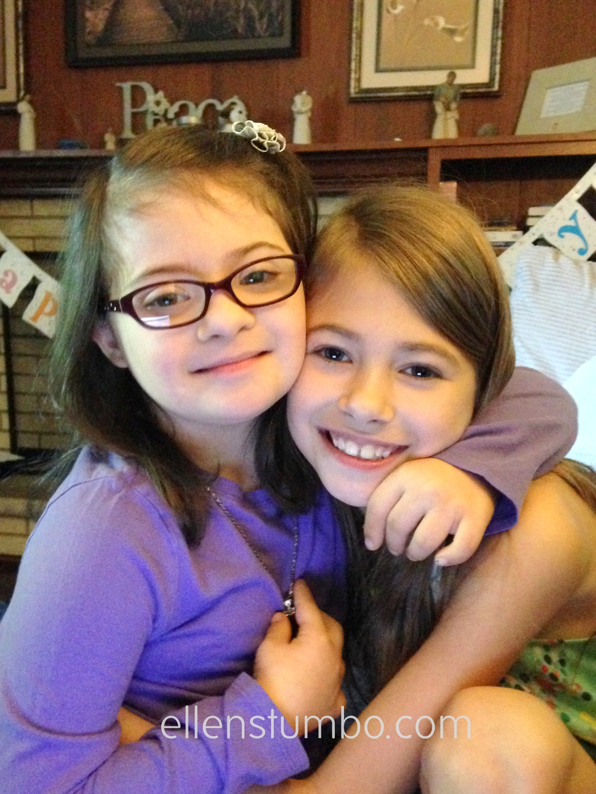 My Sister Has Down Syndrome and It's Okay With Me - Ellen Stumbo
