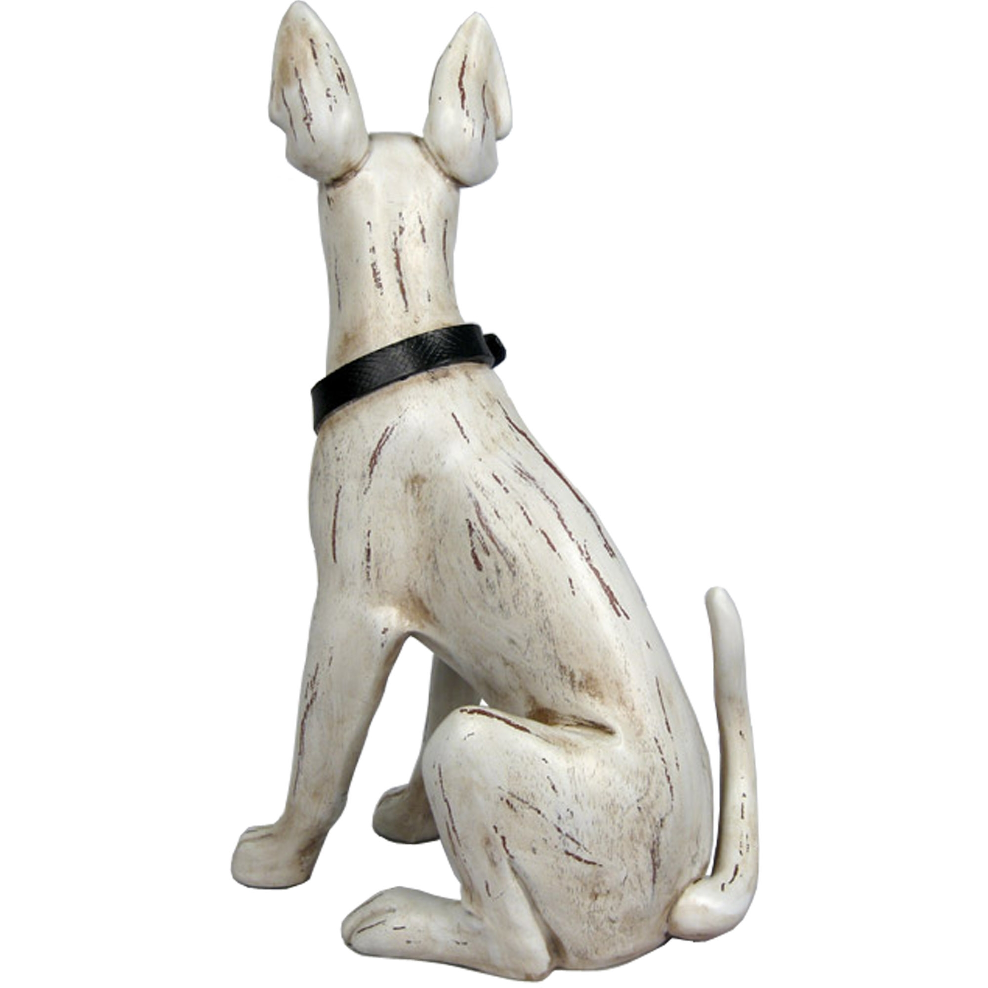 Sitting Dog | Indoor Ornaments | HomesDirect365