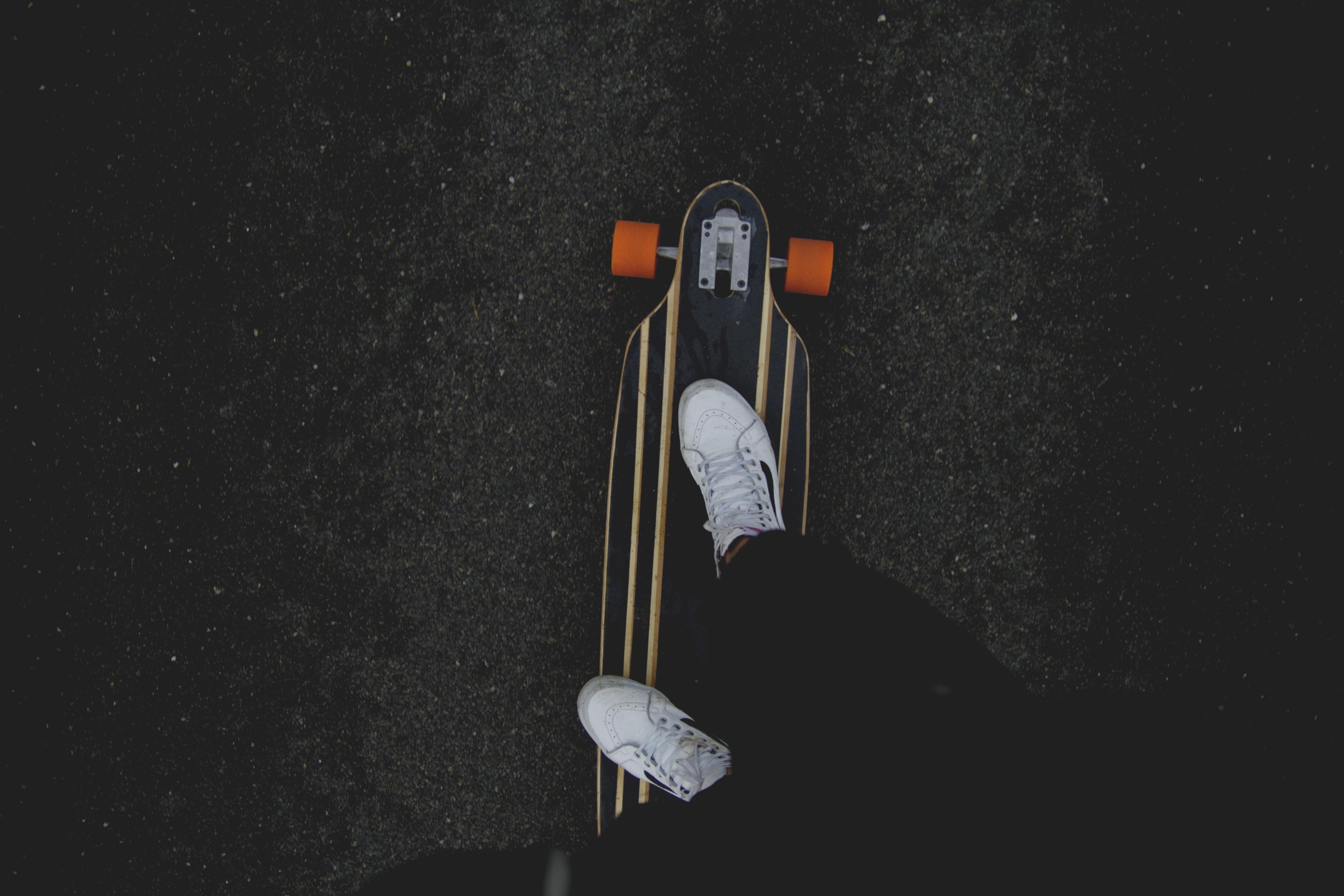 Skateboard, Skateboard
