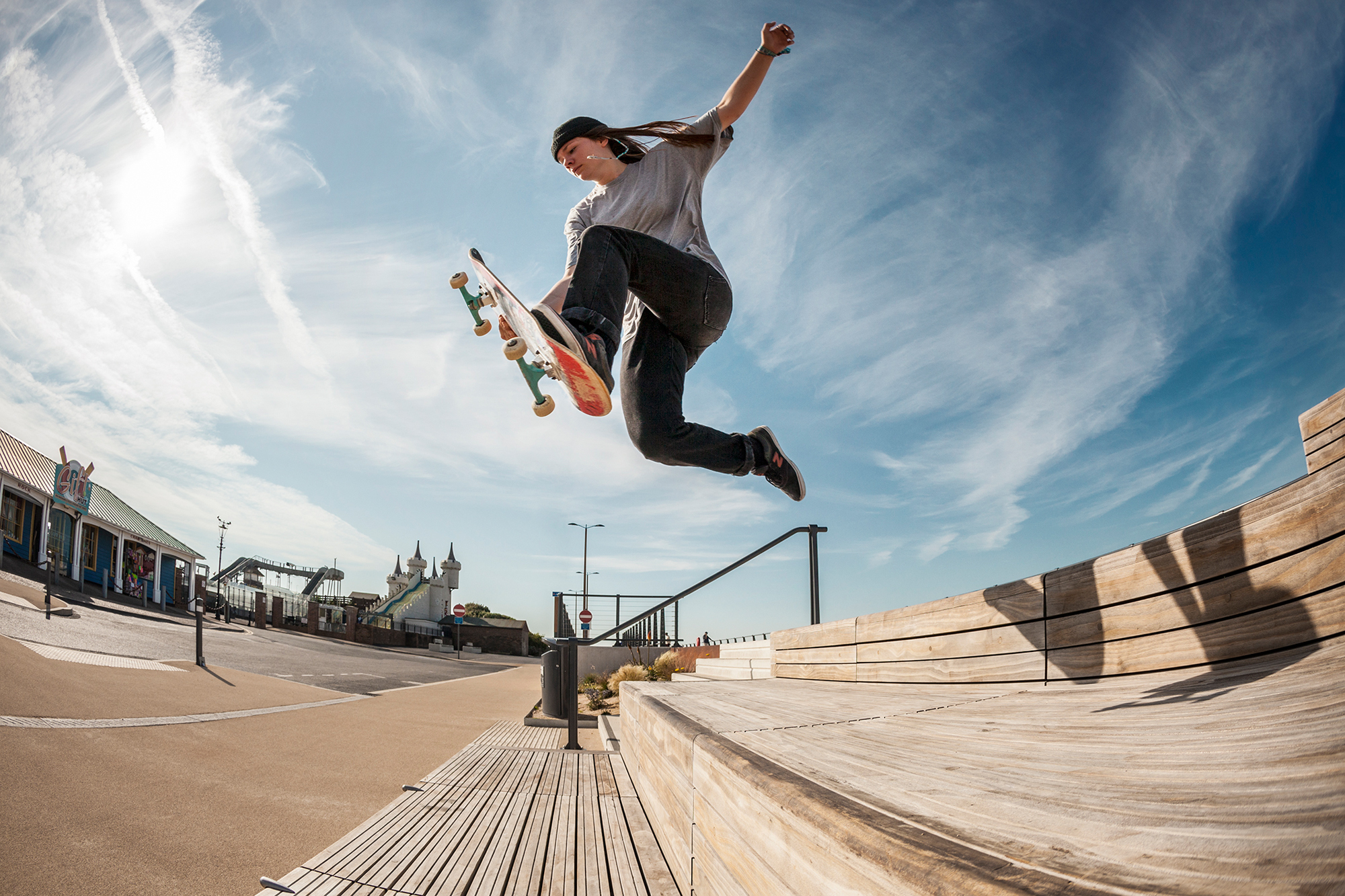 Scene Stealers | Why Women's Skateboarding is More...