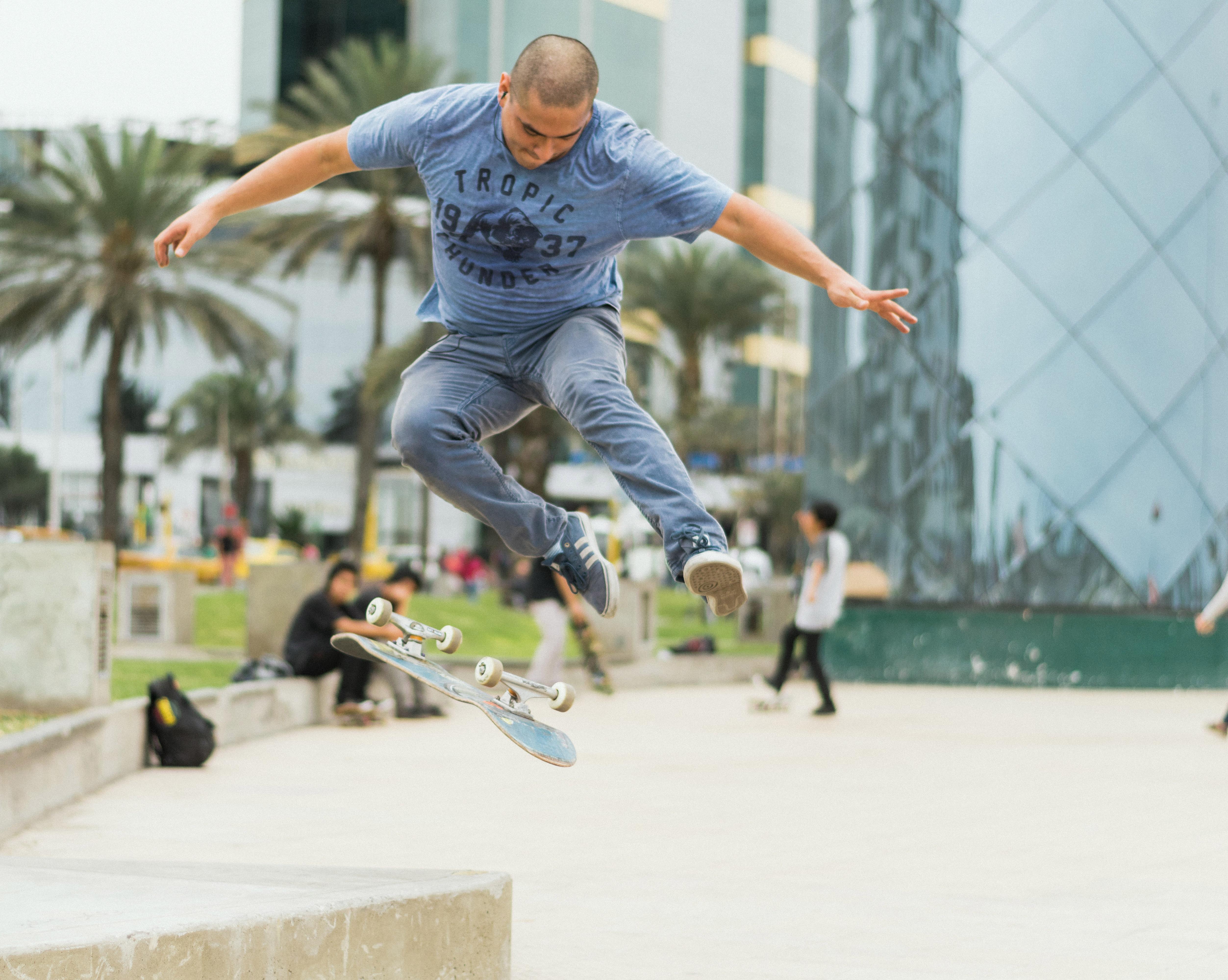 Skater, Skating, Skate, Human, People, HQ Photo