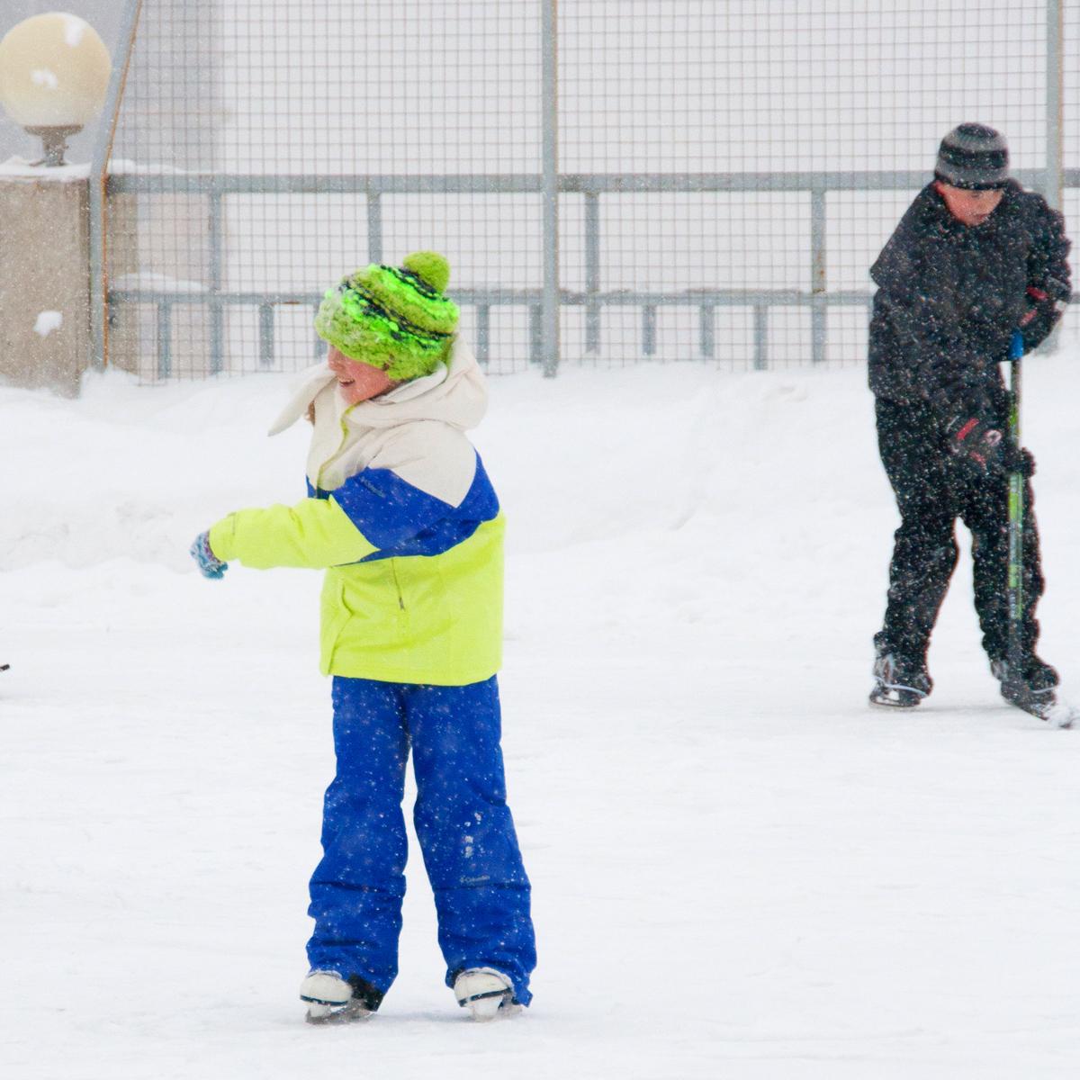 skating, Active, Leisure, Winter, Training, HQ Photo