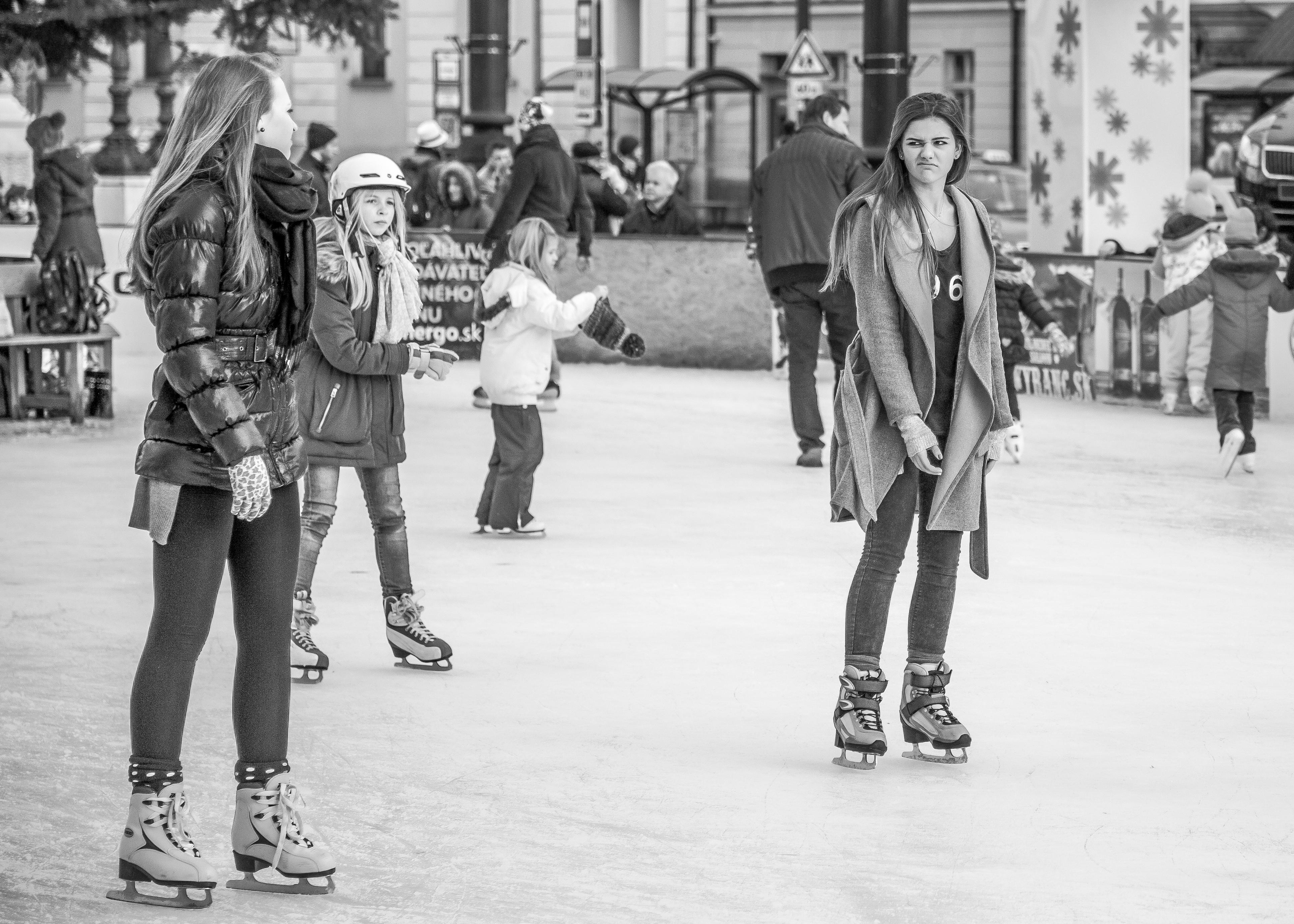 Skating photo