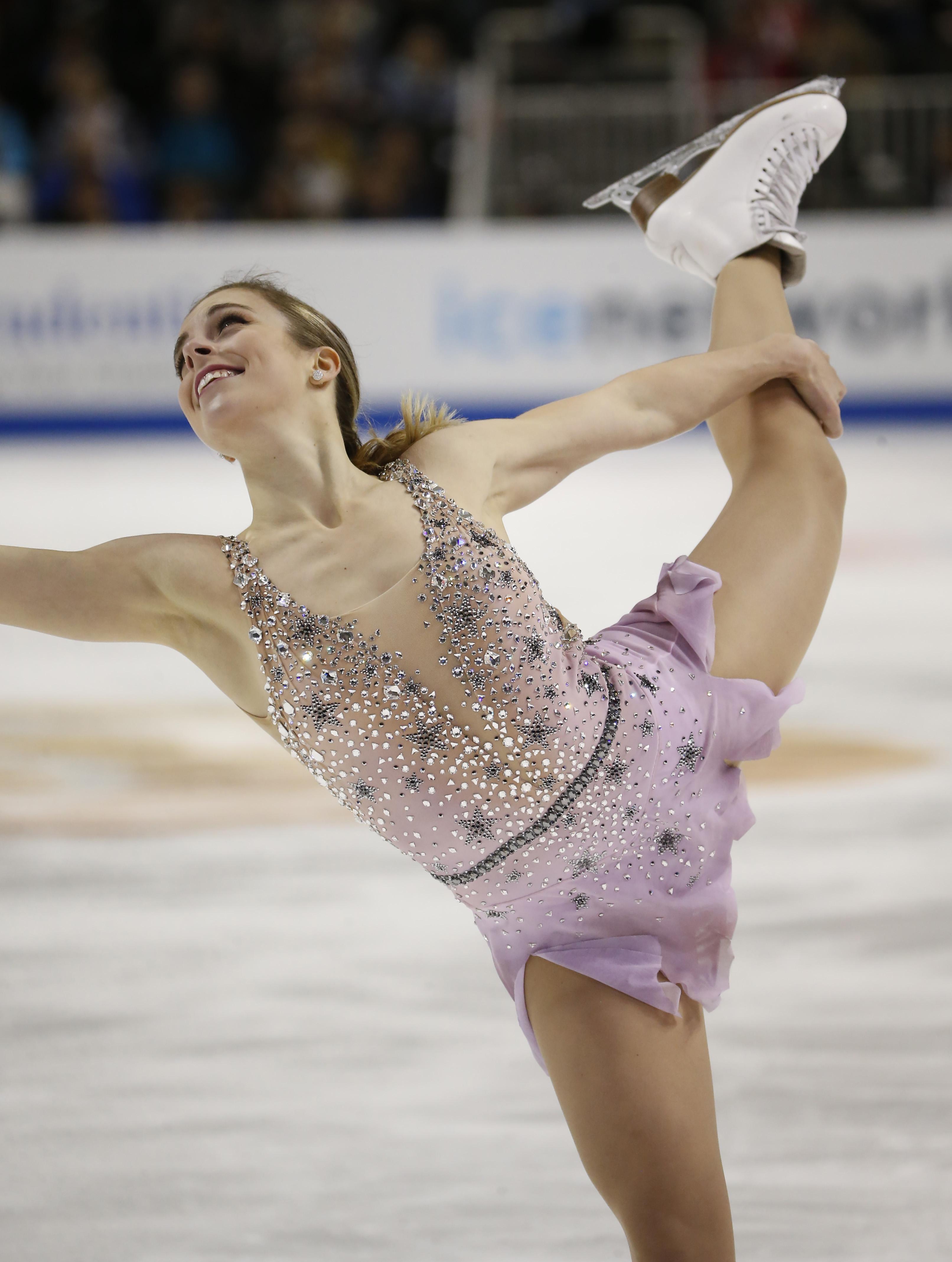 Ashley Wagner rips judges at U.S. Skating Championships